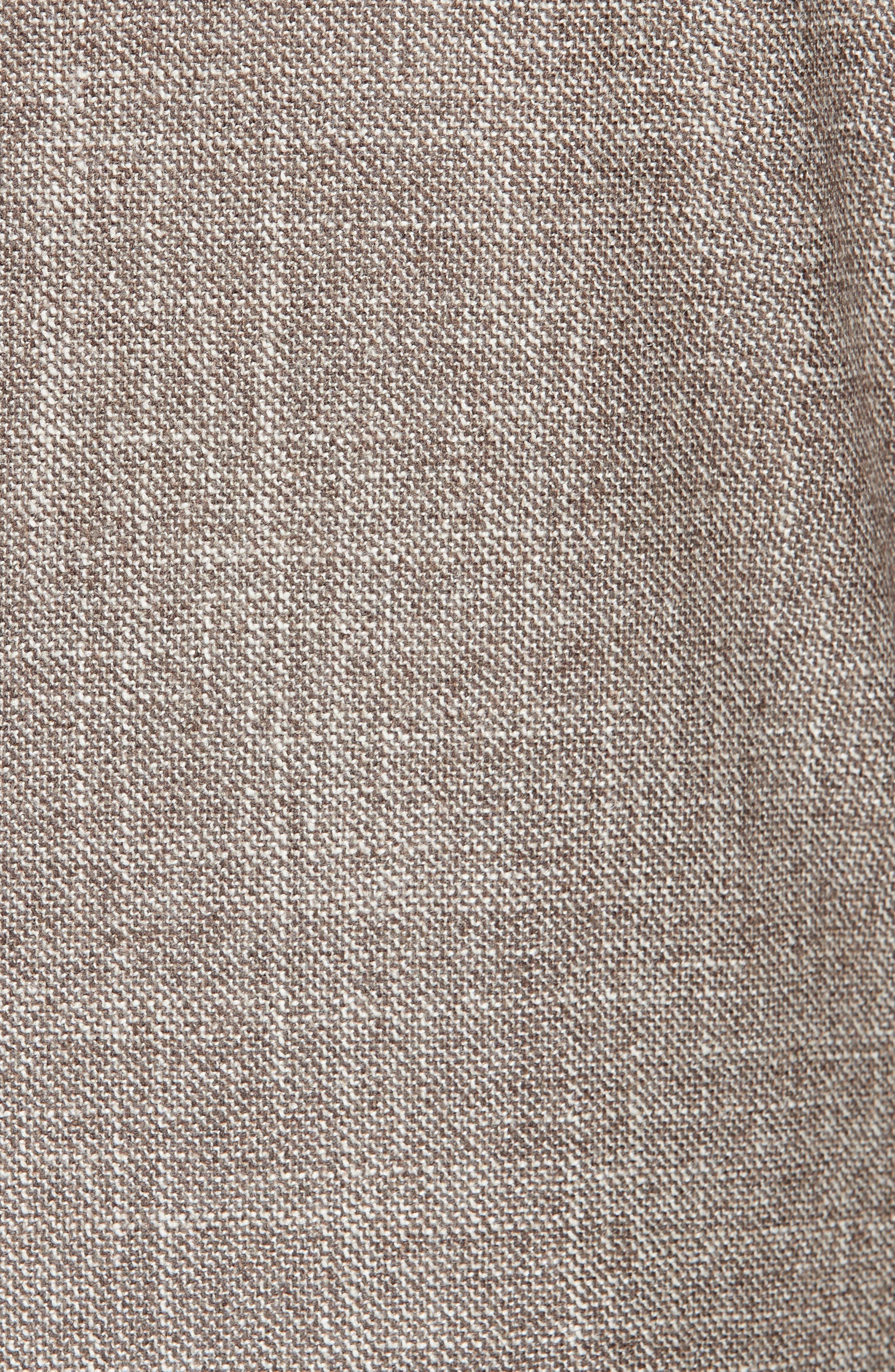 Trim Fit Wool Blend Blazer,                             Alternate thumbnail 6, color,                             250