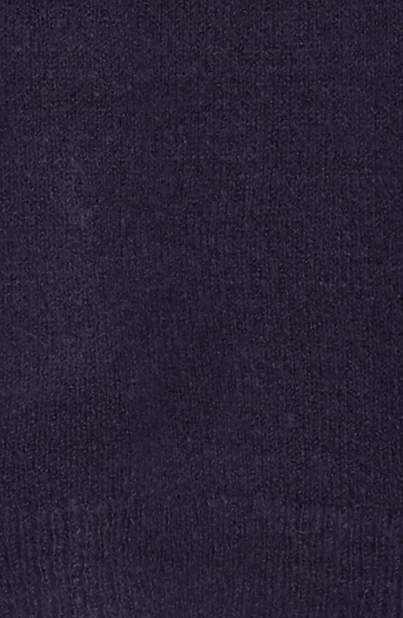 Bubble Sleeve Sweater,                             Alternate thumbnail 2, color,                             NAVY PEACOAT