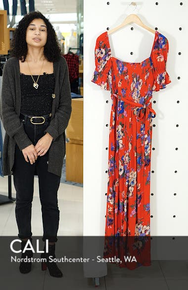Manchester Smocked Jumpsuit, sales video thumbnail