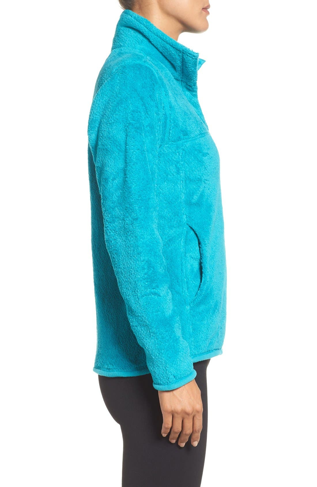 Re-Tool Snap-T<sup>®</sup> Fleece Pullover,                             Alternate thumbnail 205, color,