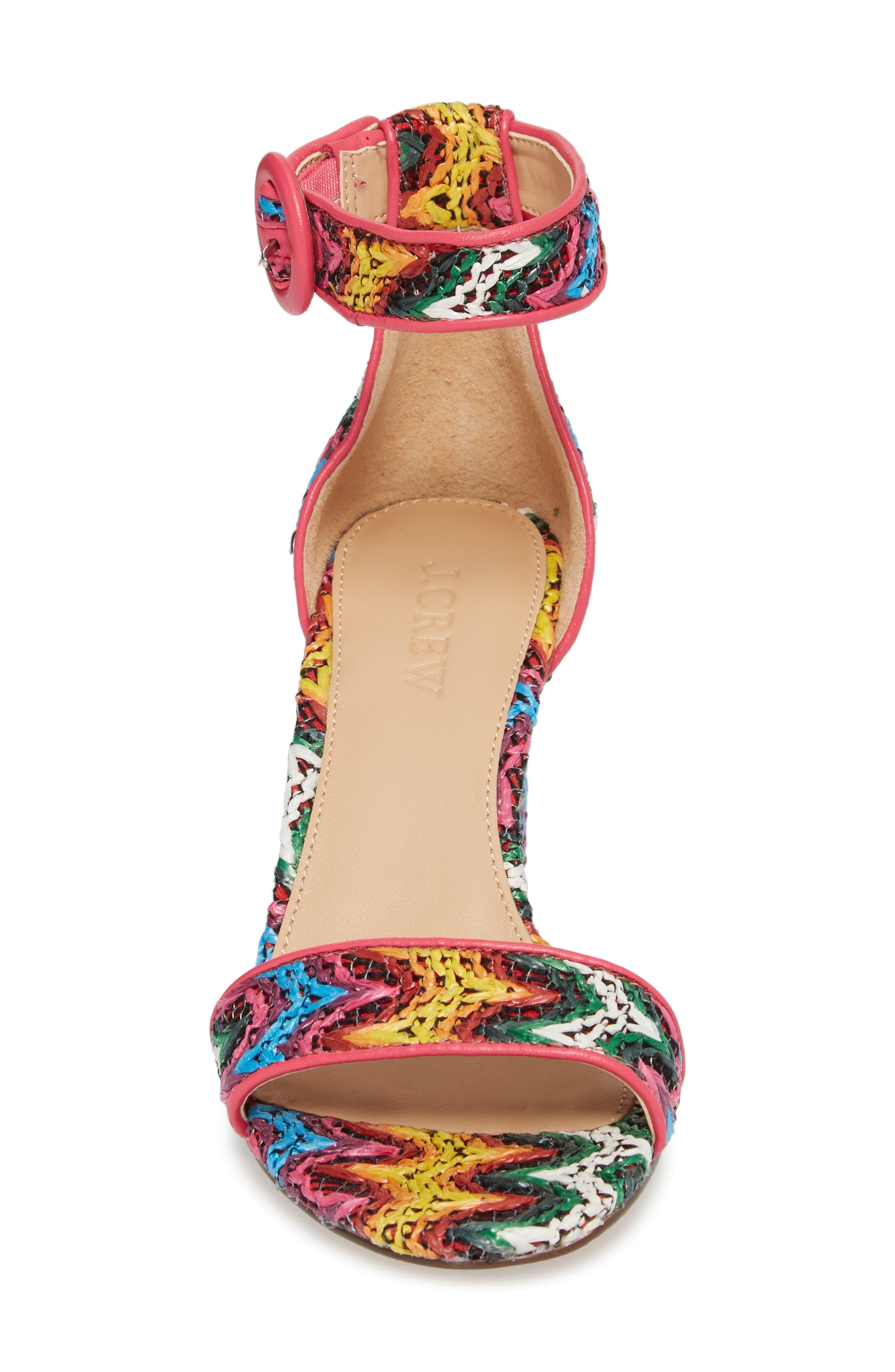 Remi Ankle Strap Sandal,                             Alternate thumbnail 8, color,