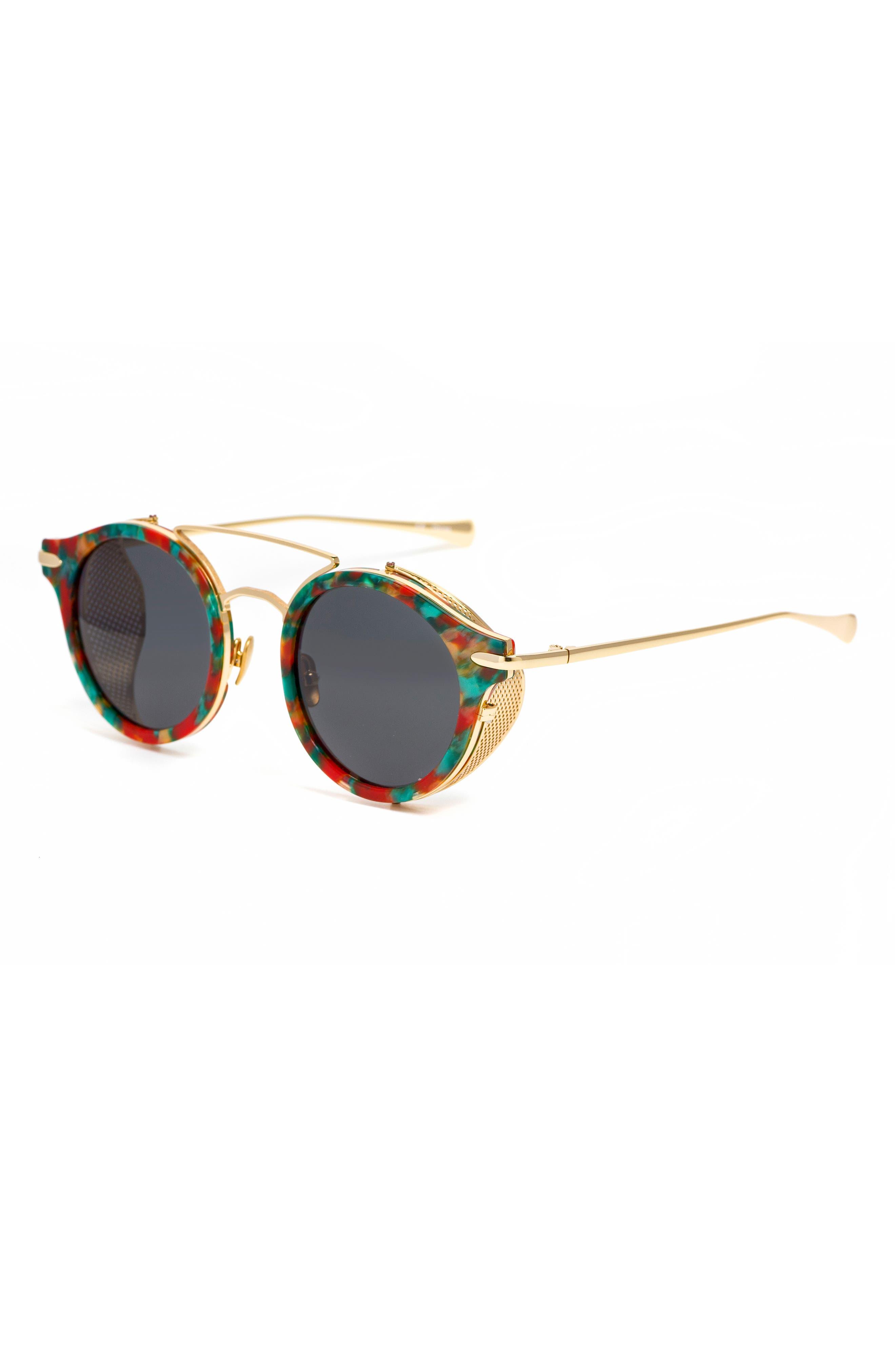 Mile High 47mm Sunglasses,                             Alternate thumbnail 12, color,
