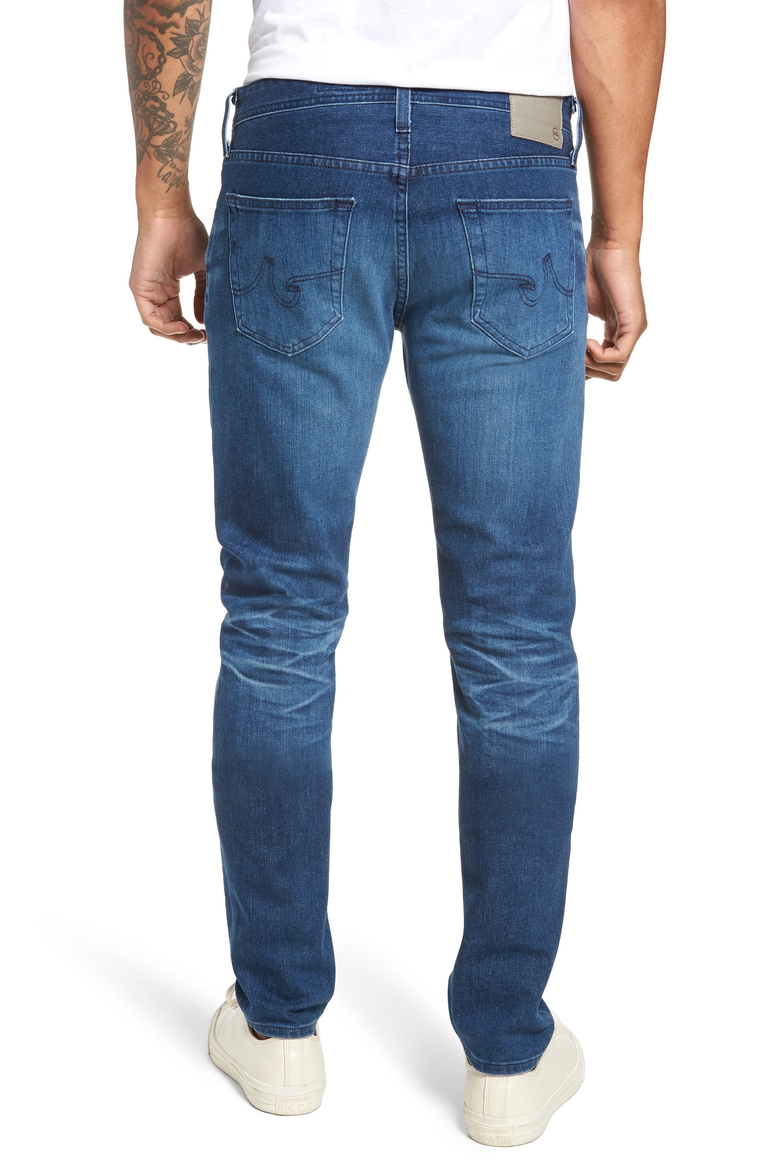 Dylan Skinny Fit Jeans,                             Alternate thumbnail 2, color,                             437