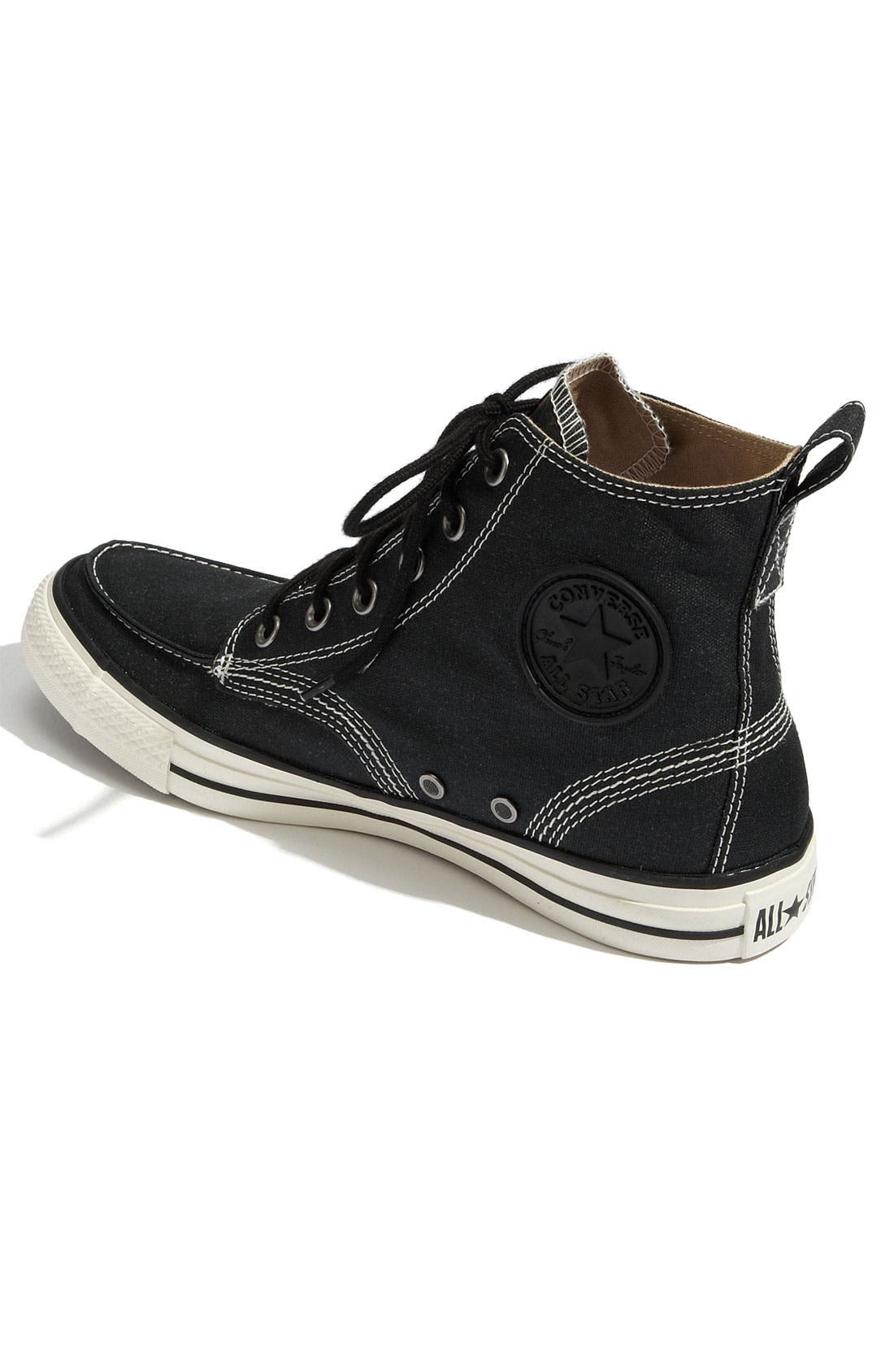 Chuck Taylor<sup>®</sup> 'Classic' Canvas Boot,                             Alternate thumbnail 4, color,                             006