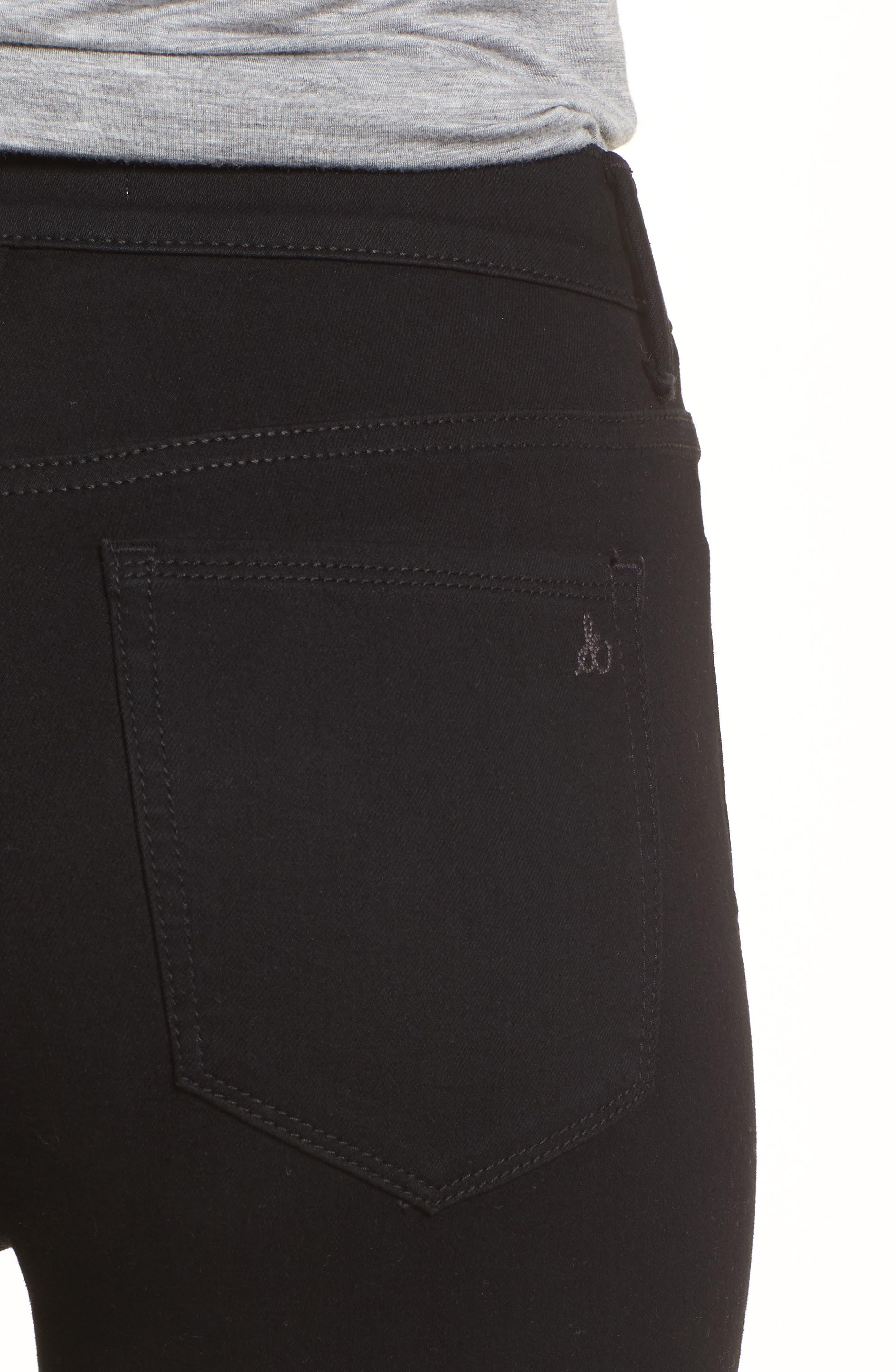 The Stiletto Skinny Jeans,                             Alternate thumbnail 4, color,