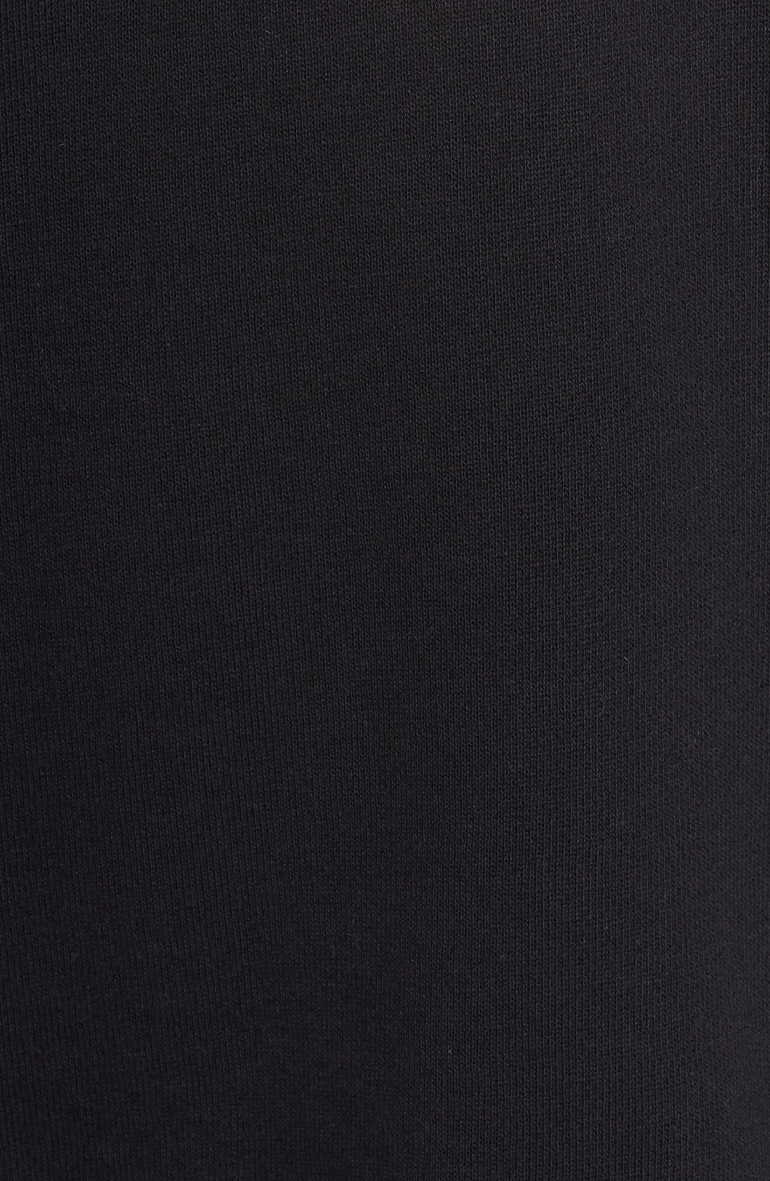 Archive Sweatshirt,                             Alternate thumbnail 6, color,                             BLACK/ BLACK/ BLACK