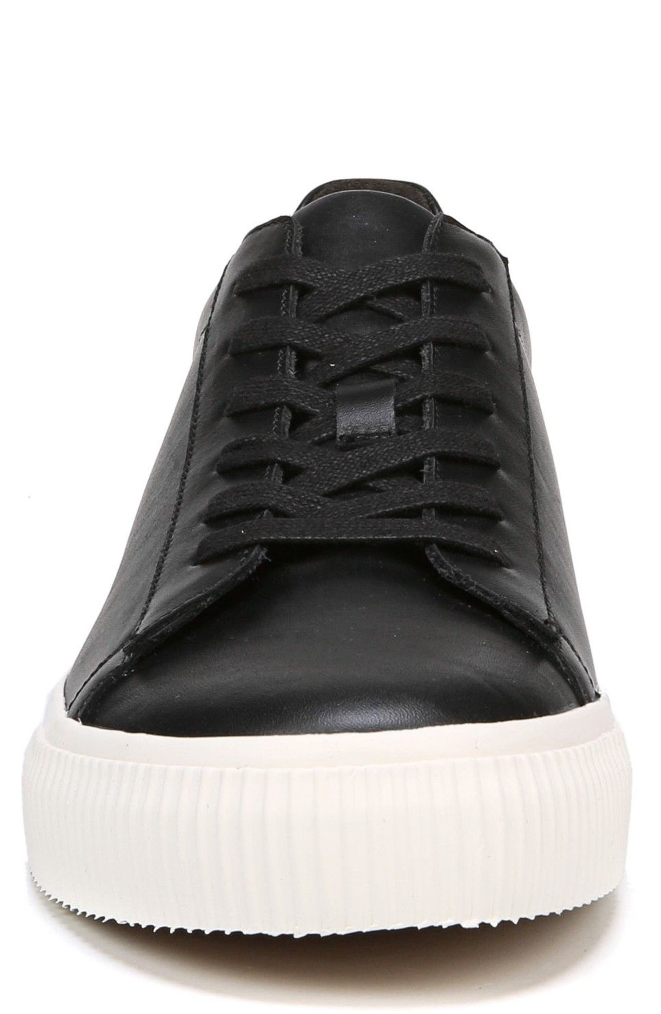 Kurtis Low Top Sneaker,                             Alternate thumbnail 4, color,                             001