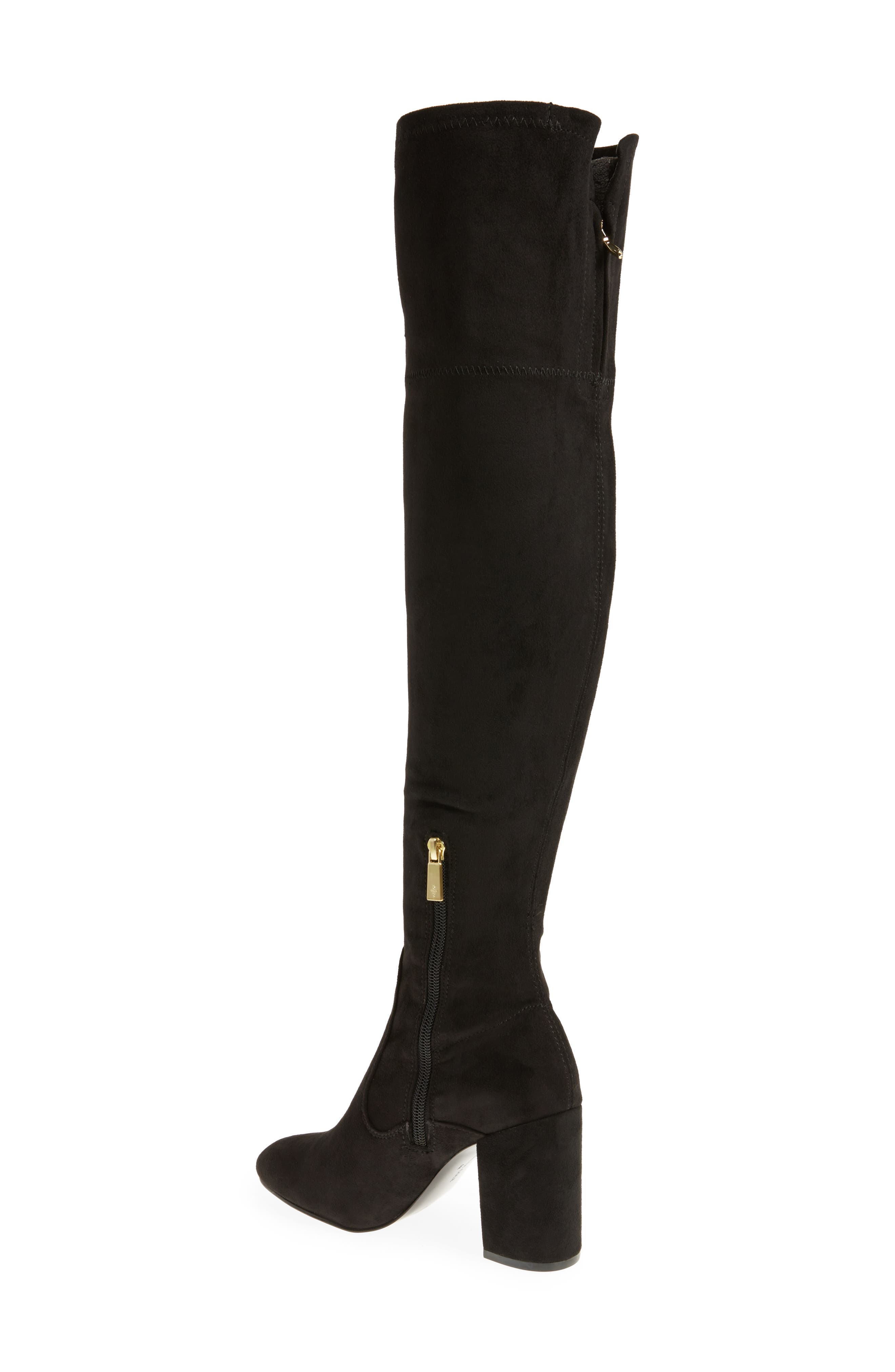 Carah Over the Knee Boot,                             Alternate thumbnail 6, color,