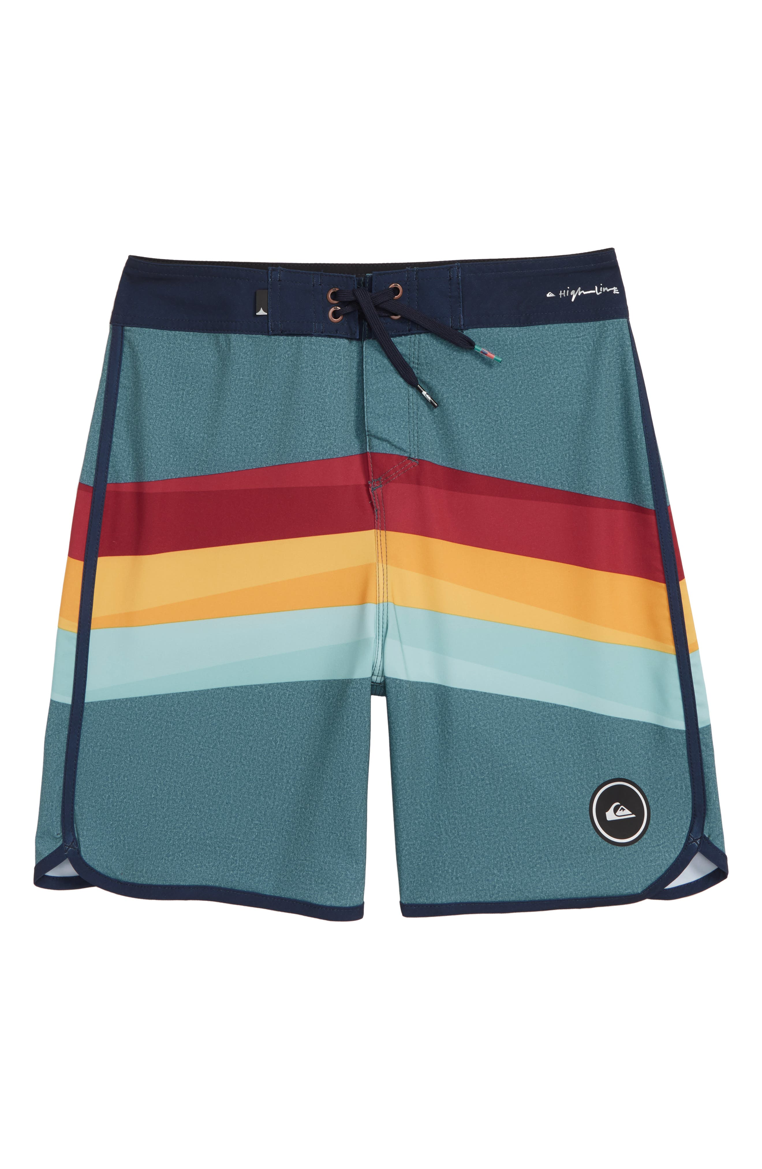 Highline Reverse Board Shorts,                         Main,                         color, 400
