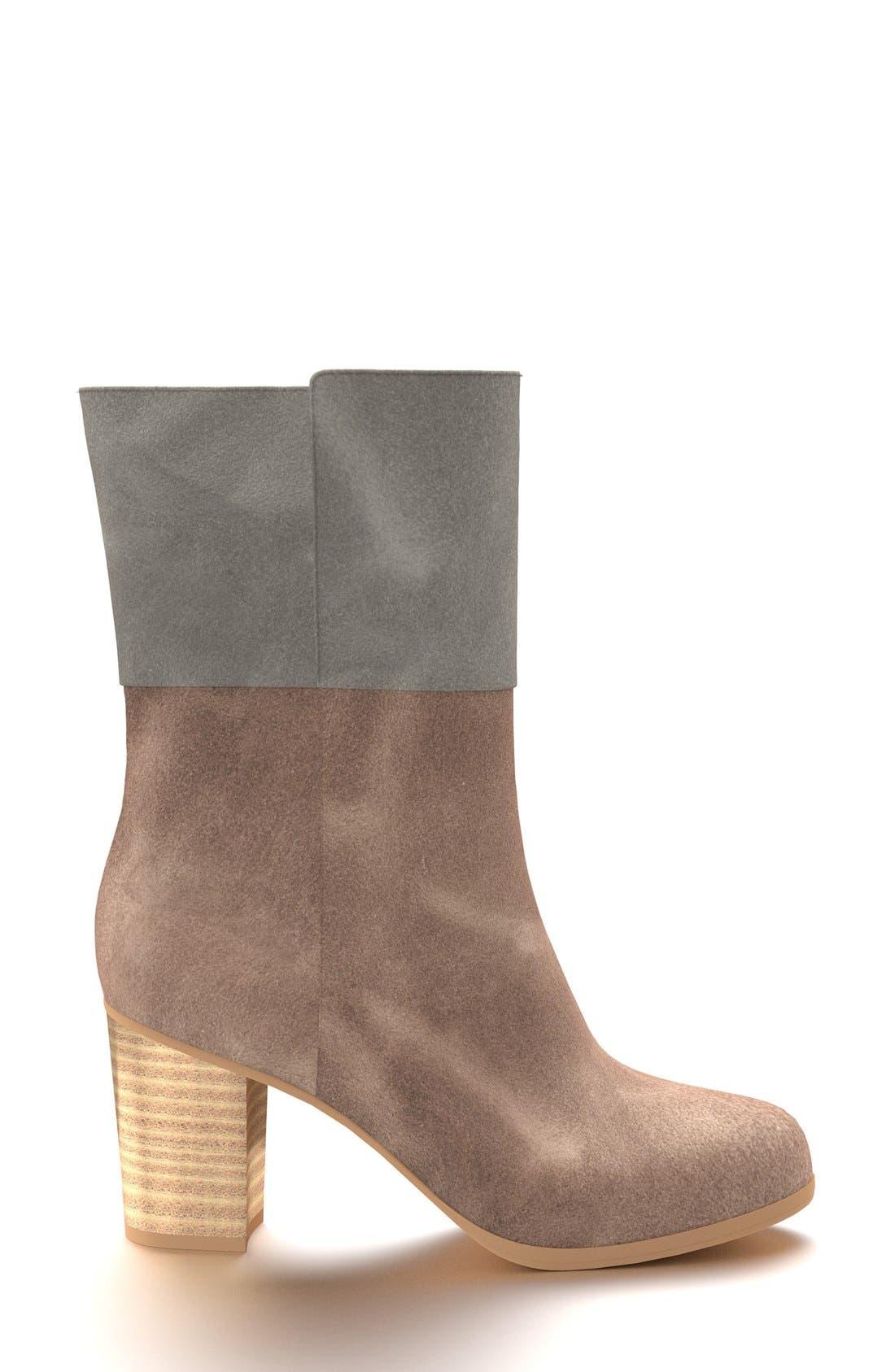 Block Heel Boot,                             Alternate thumbnail 31, color,