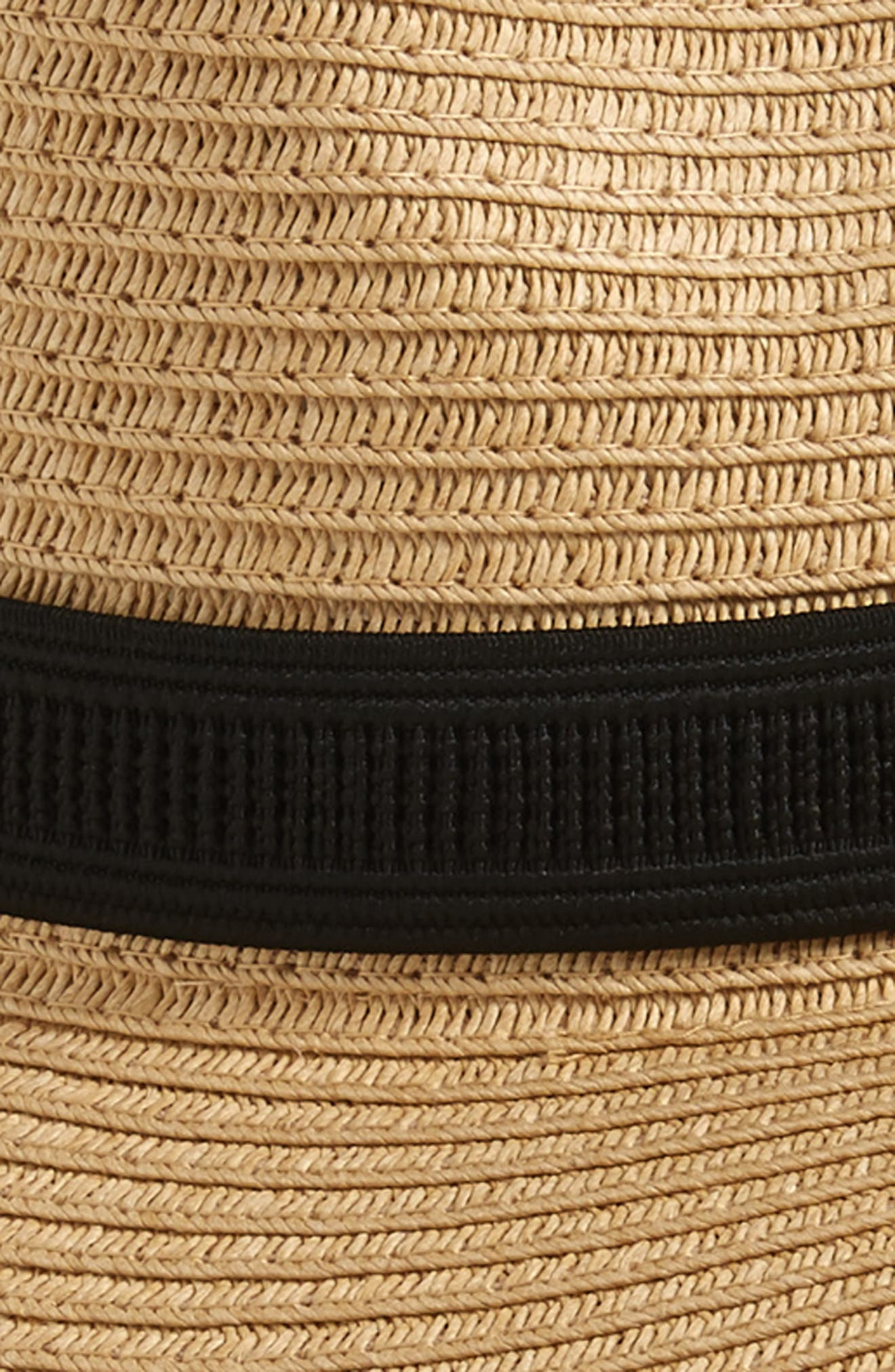 Mesa Packable Straw Hat,                             Alternate thumbnail 2, color,                             250
