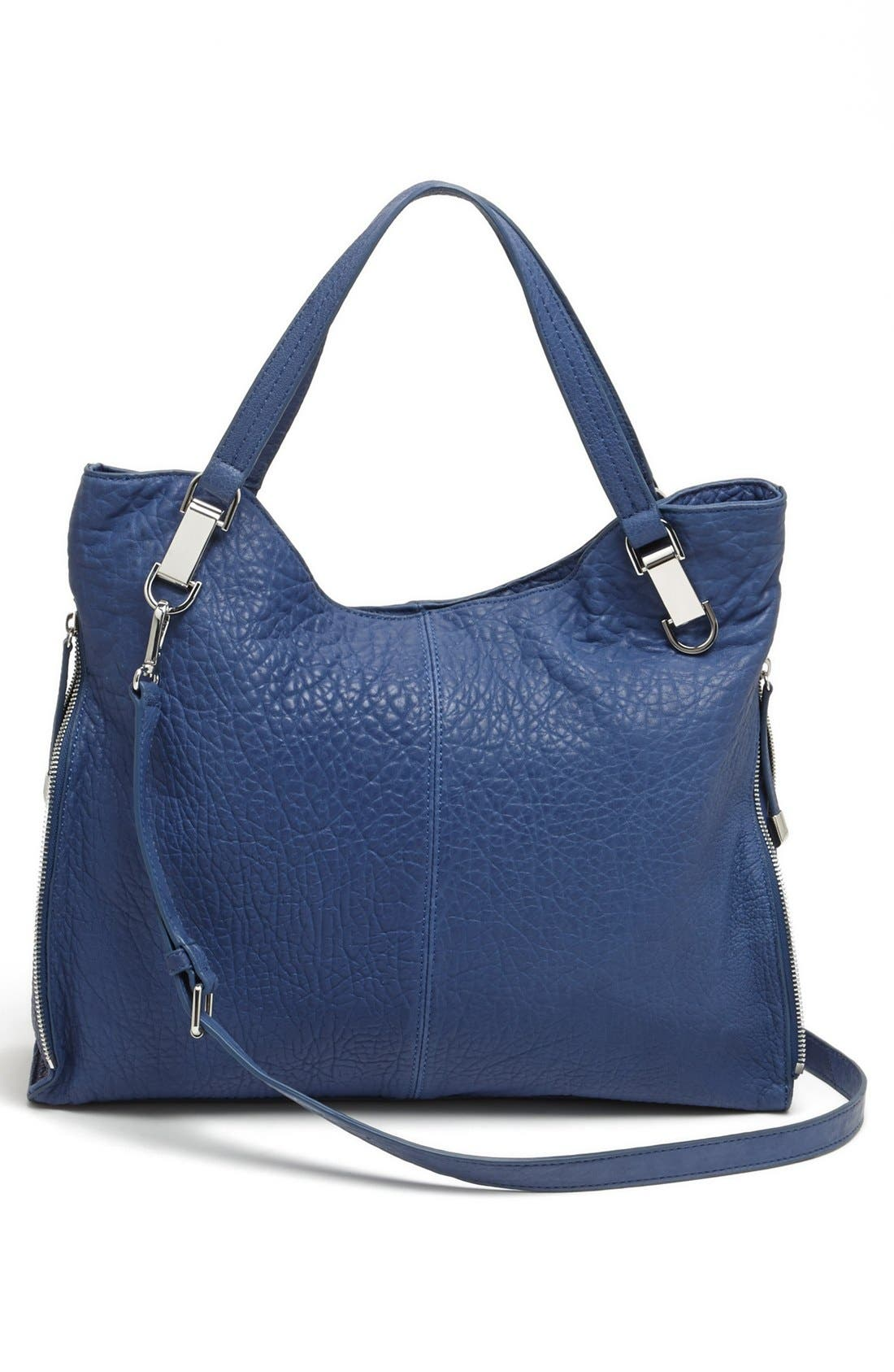 'Riley' Leather Tote,                             Alternate thumbnail 60, color,