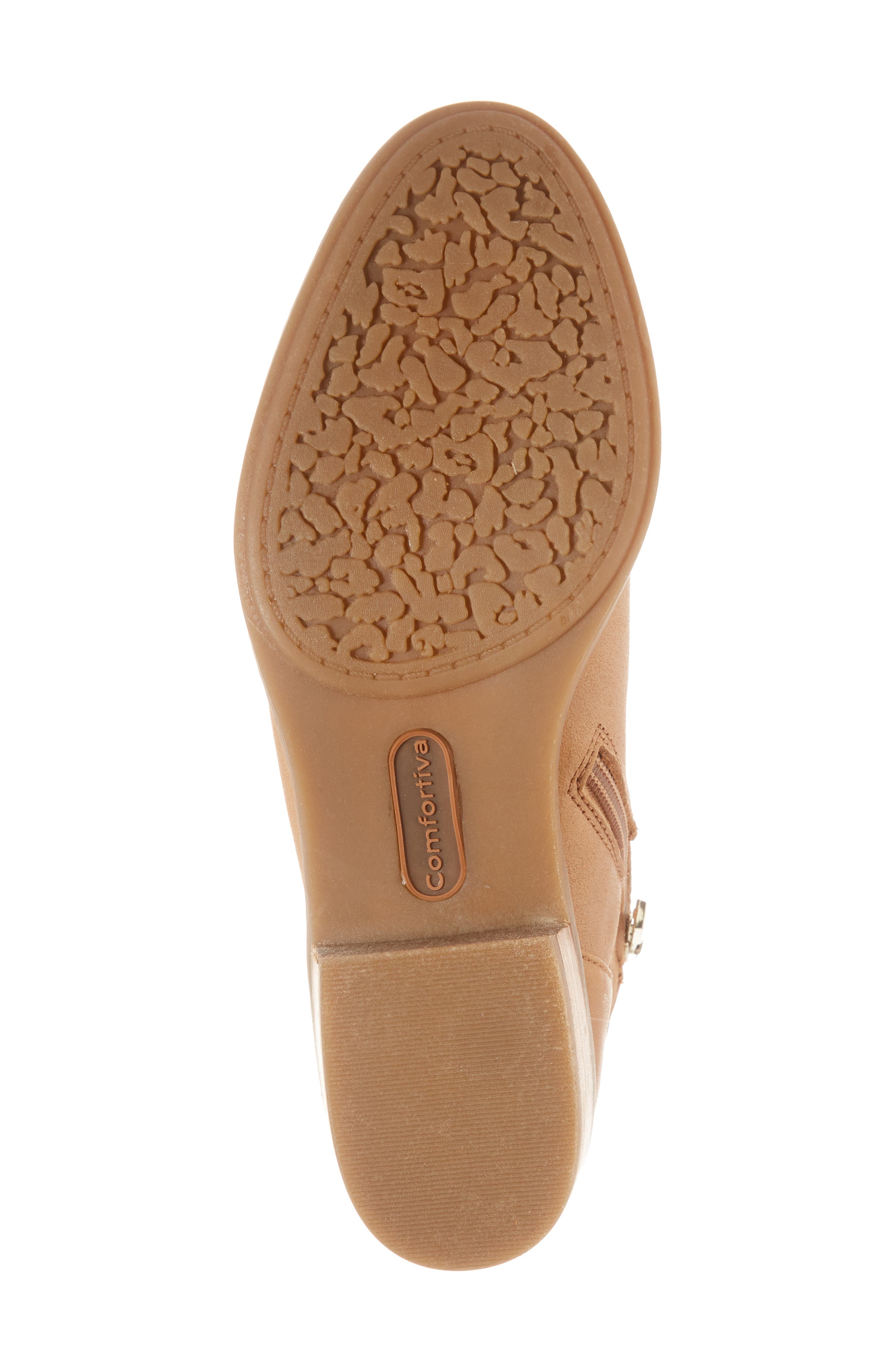 Caileen Bootie,                             Alternate thumbnail 6, color,                             NEW CARAMEL