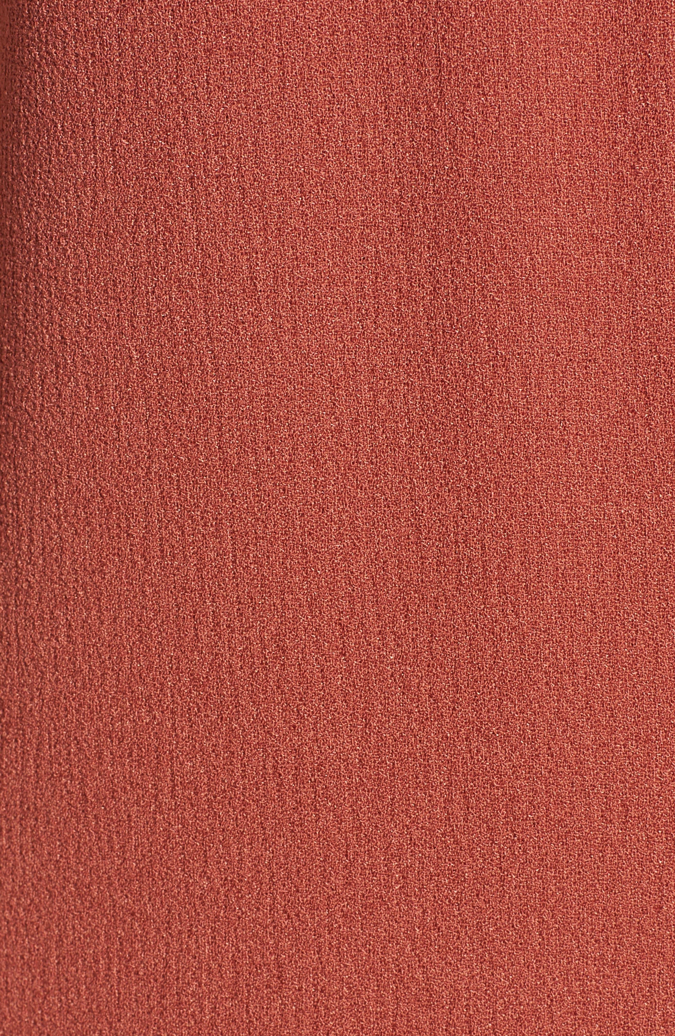 Hailey Crepe Dress,                             Alternate thumbnail 138, color,