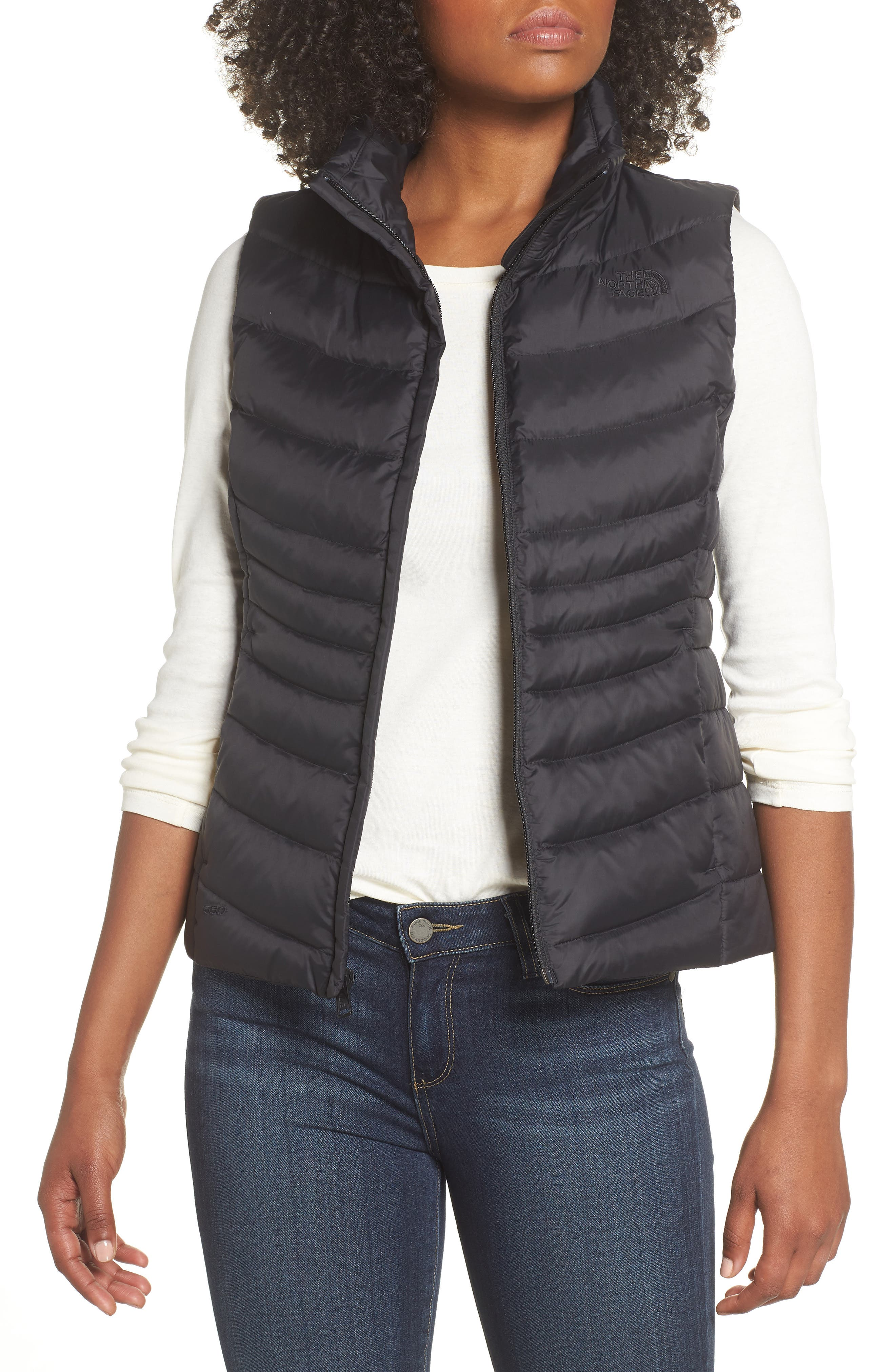The North Face Aconcagua Ii Down Vest, Black