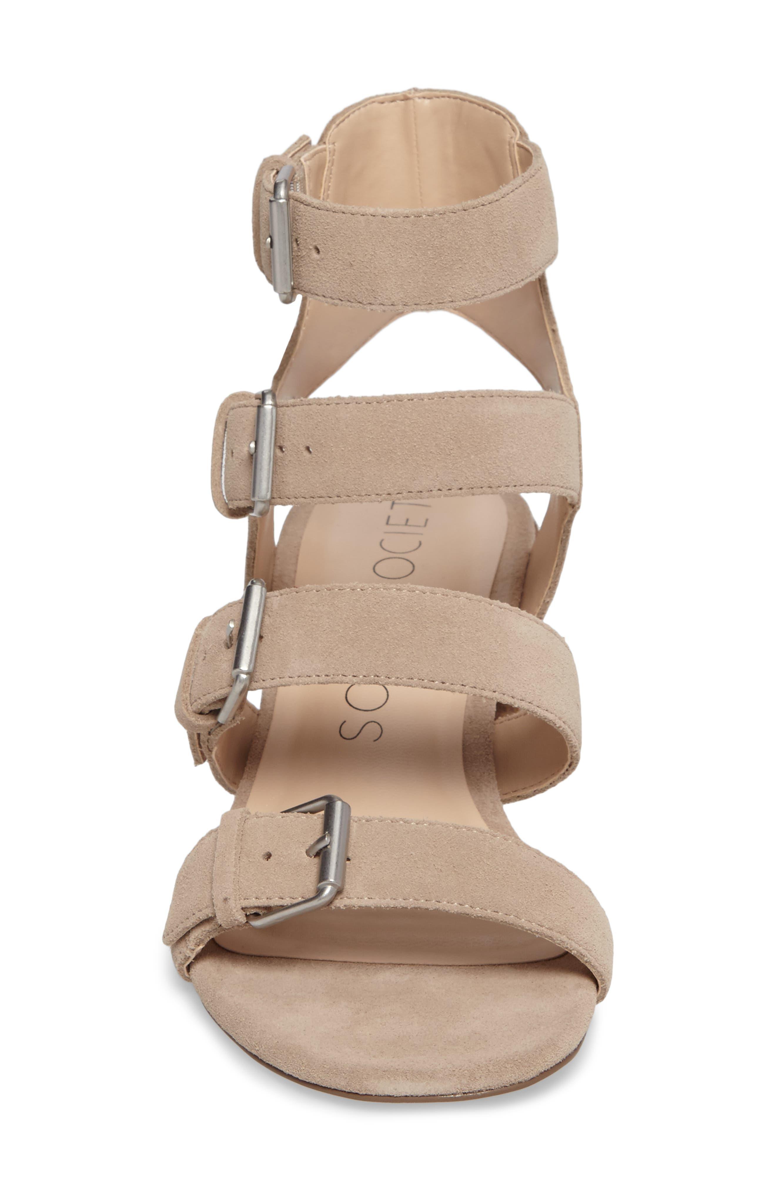 Culver Block Heel Sandal,                             Alternate thumbnail 8, color,