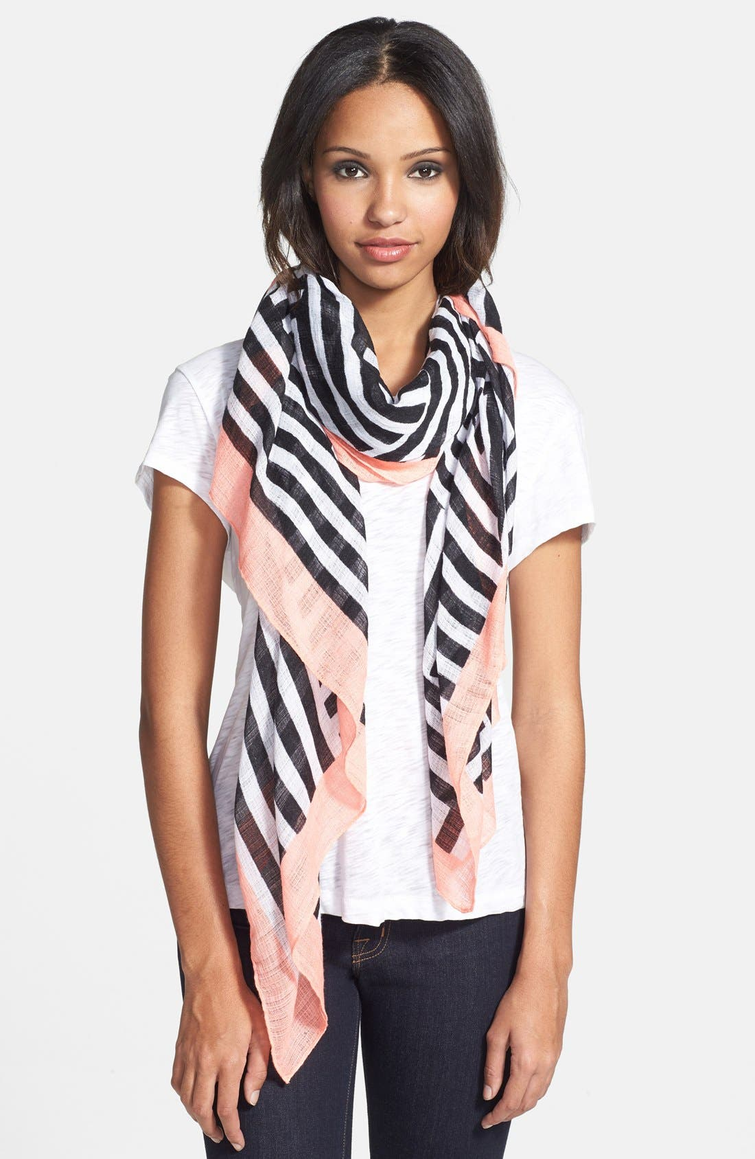 neration 'Who's the Boss' Scarf,                             Main thumbnail 1, color,                             102
