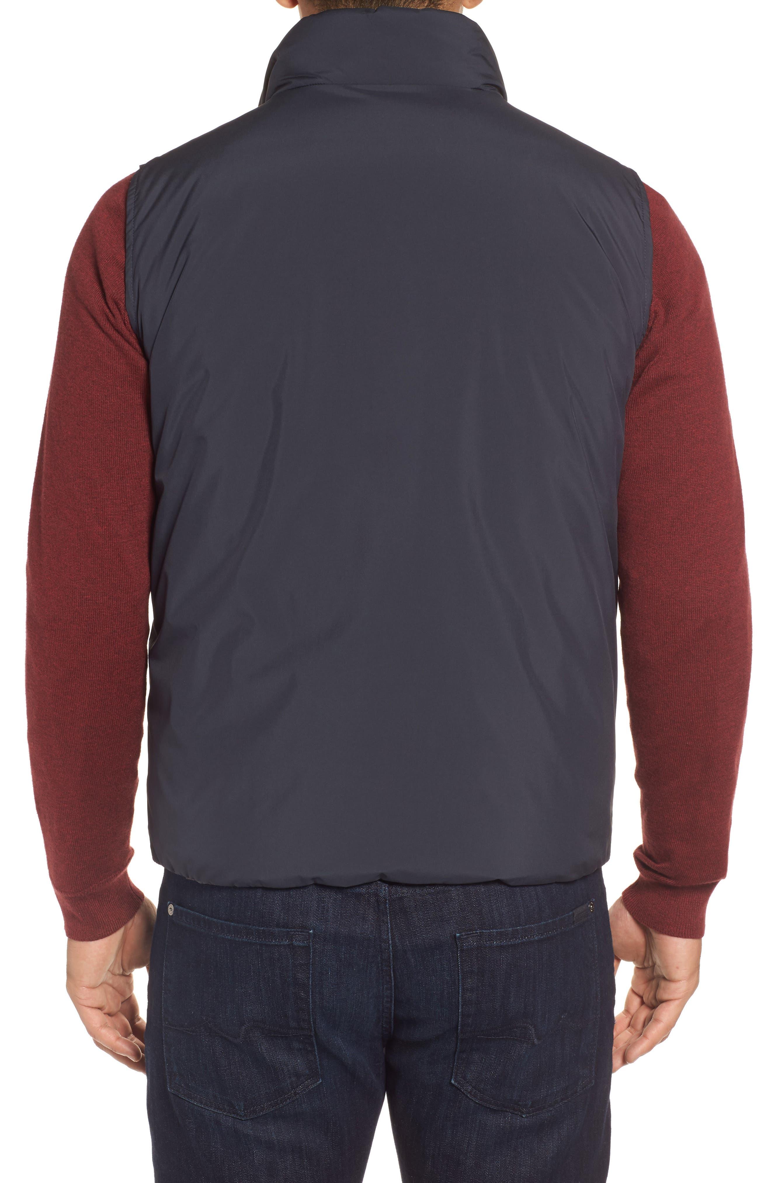 Reversible Down Vest,                             Alternate thumbnail 2, color,                             400