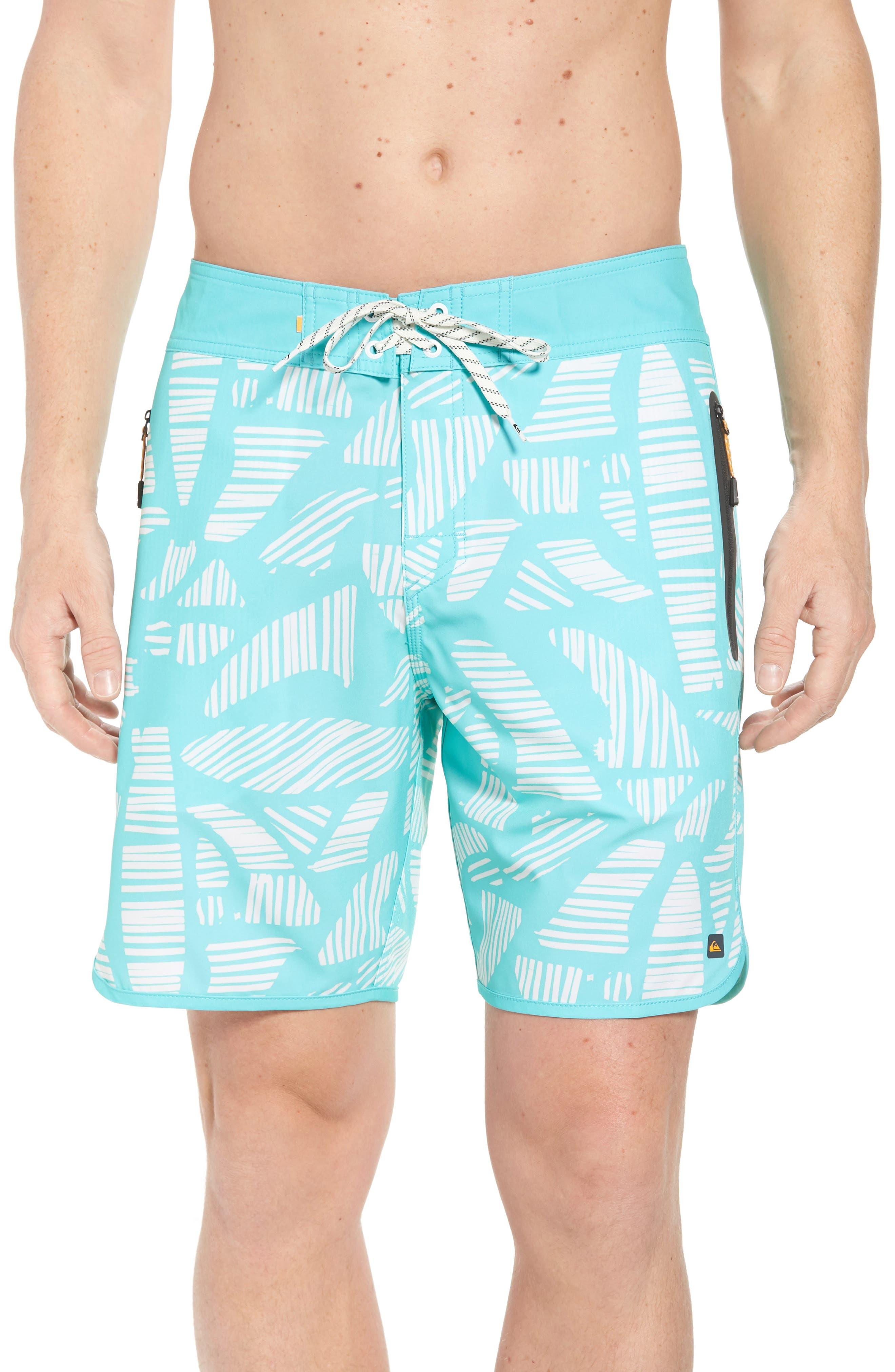 Odysea Board Shorts,                             Main thumbnail 1, color,                             BLUE RADIANCE