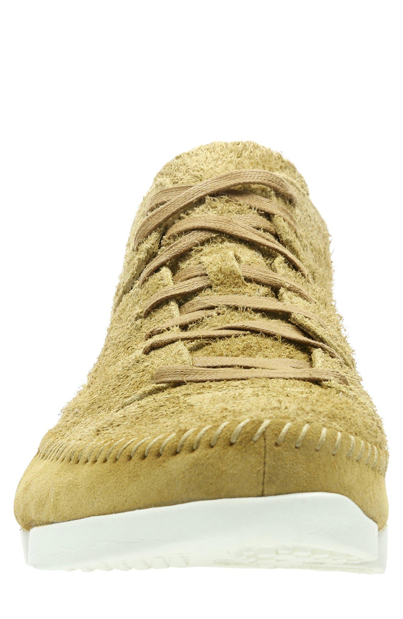 'Trigenic Flex' Leather Sneaker,                             Alternate thumbnail 3, color,                             271
