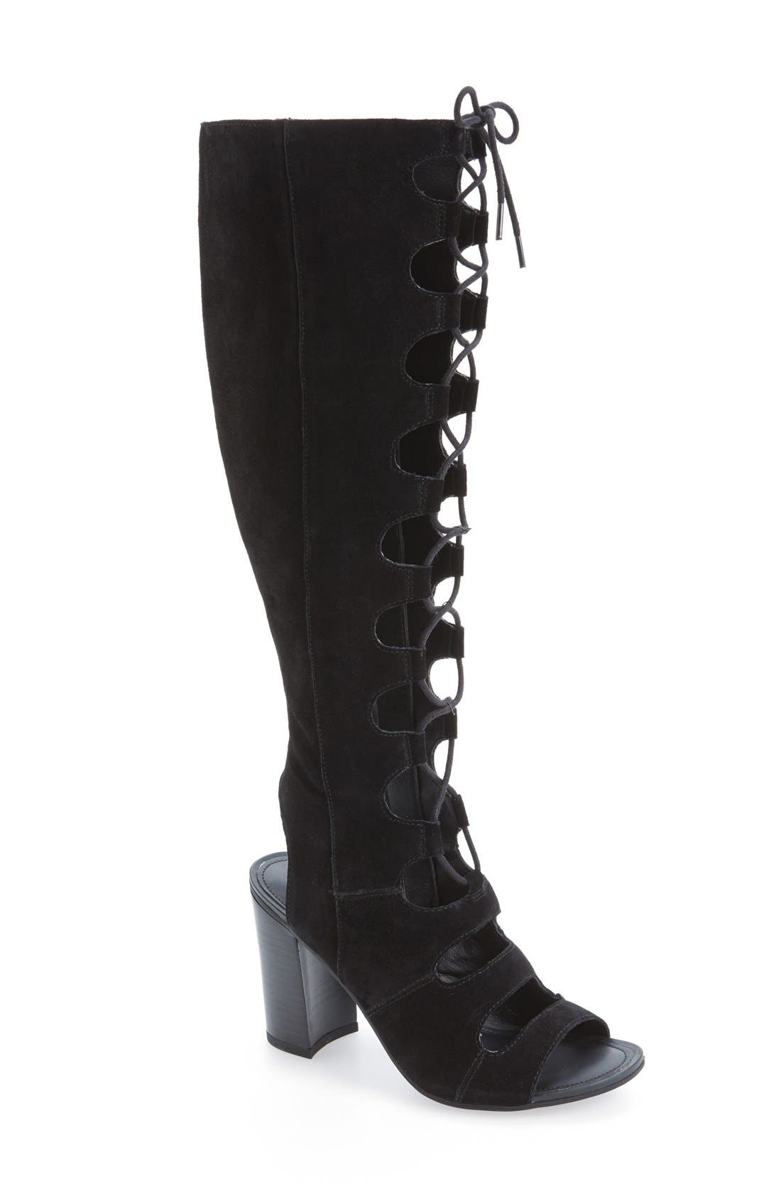'Serena' Boot, Main, color, 001