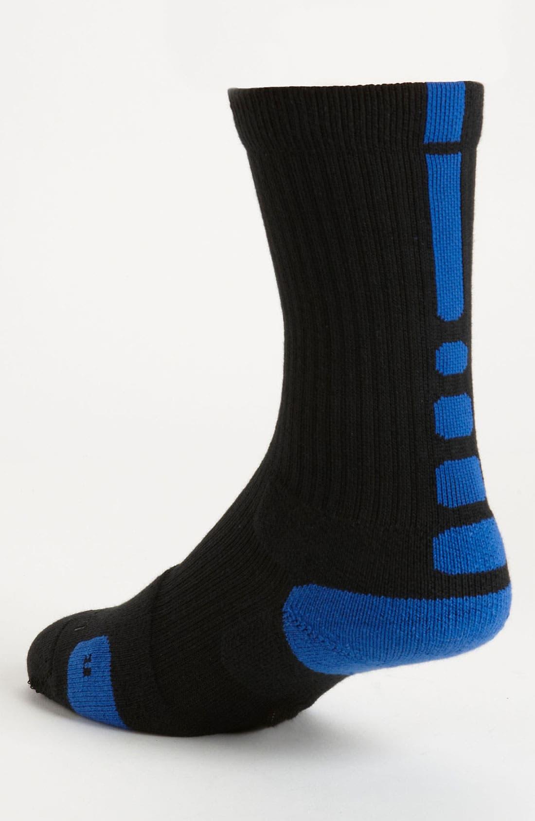 'Elite Basketball' Crew Socks,                             Alternate thumbnail 34, color,