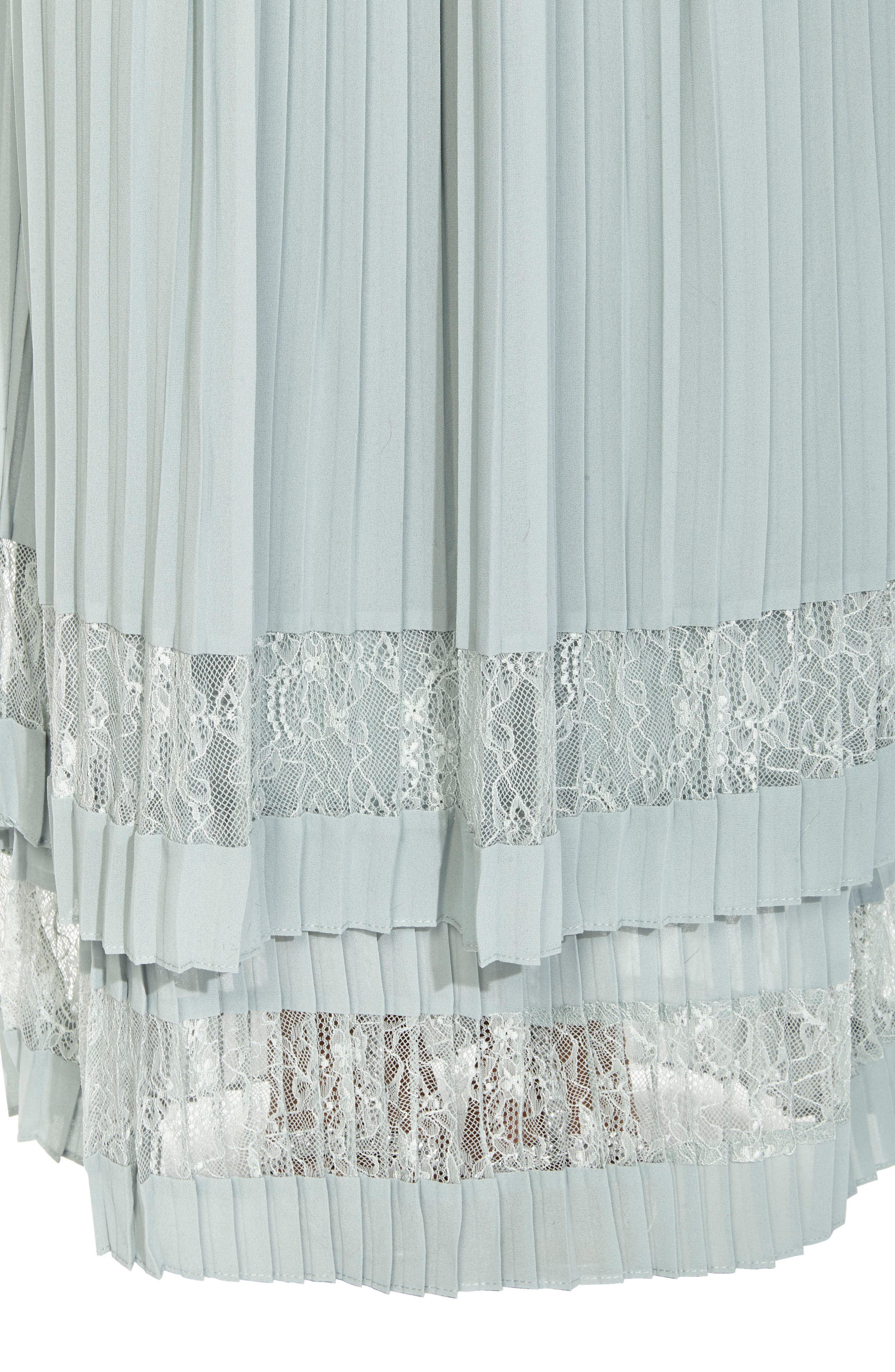 Akira Strapless Gown,                             Alternate thumbnail 3, color,                             330