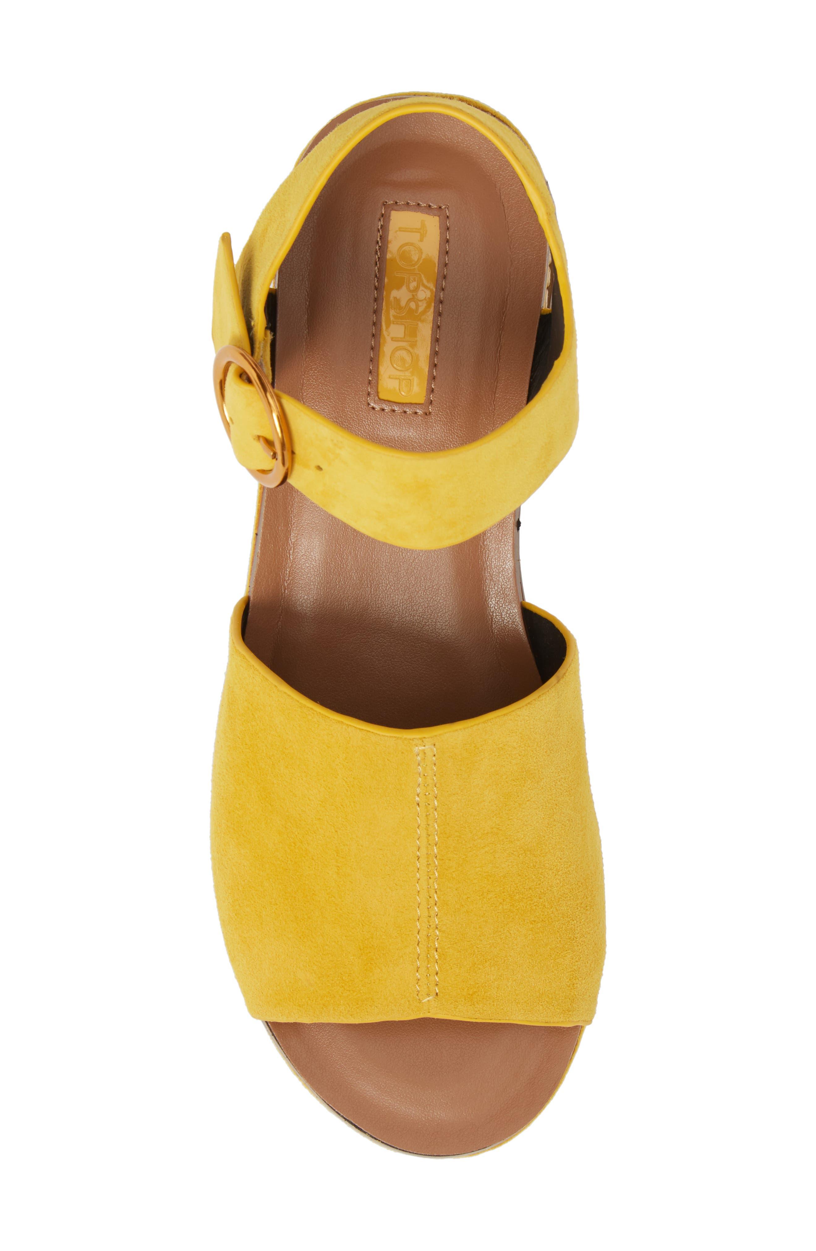 Wow Platform Wedge Sandal,                             Alternate thumbnail 10, color,