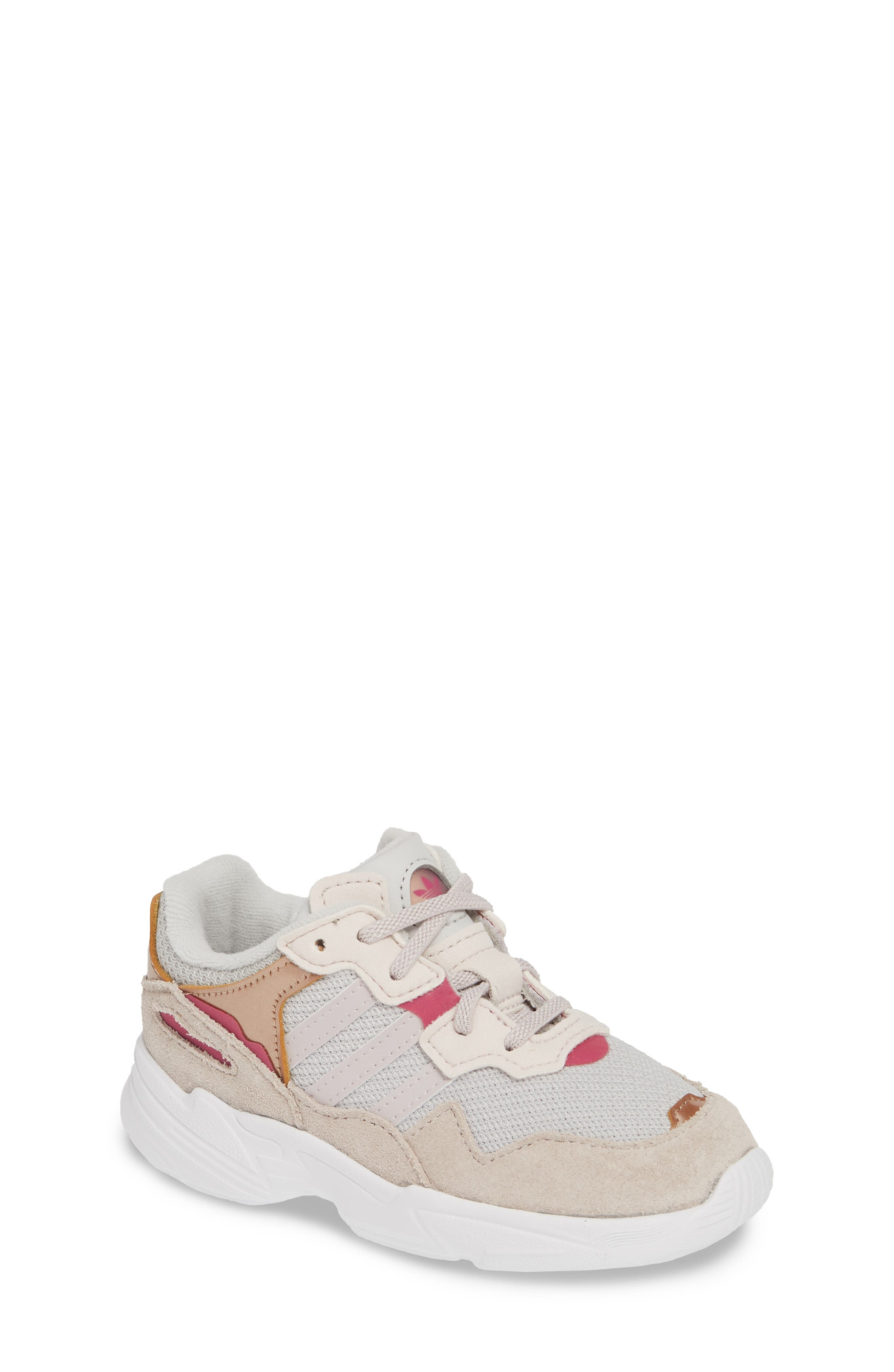 Yung-96 Sneaker,                             Main thumbnail 1, color,                             GREY TWO/ ORCHID/ TRUE PINK