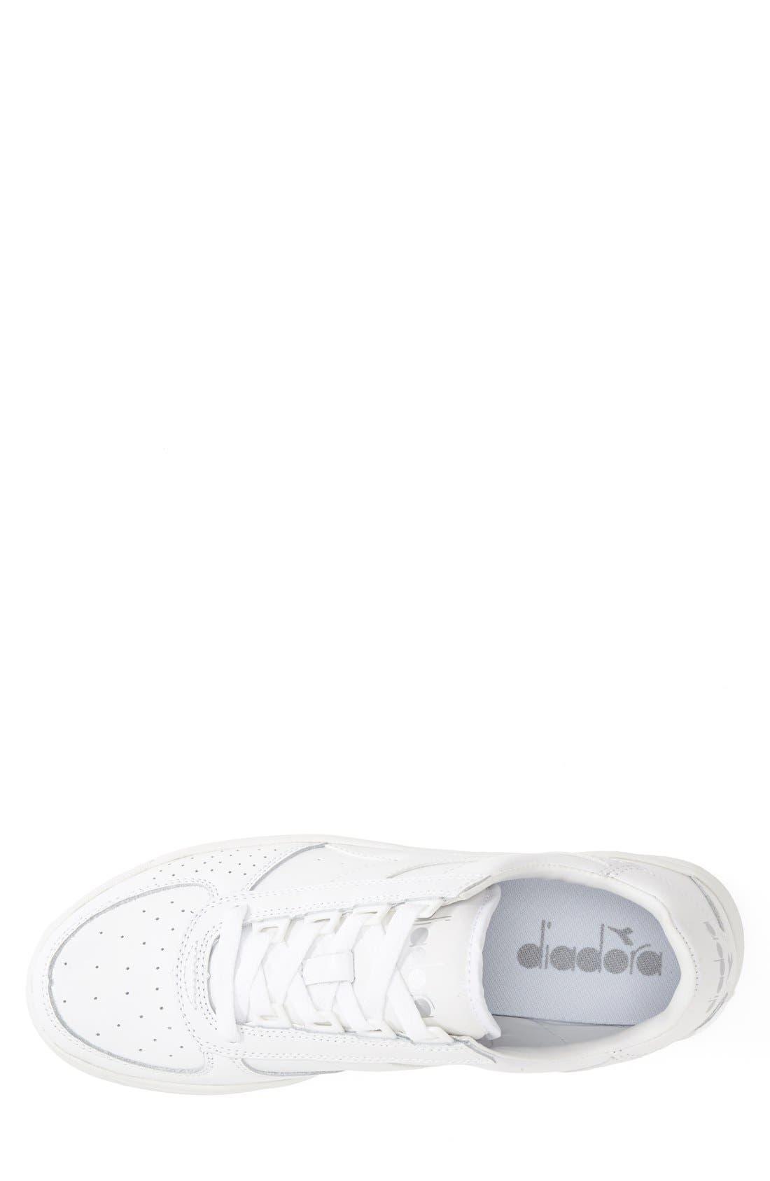 'B. Elite' Sneaker,                             Alternate thumbnail 4, color,                             100