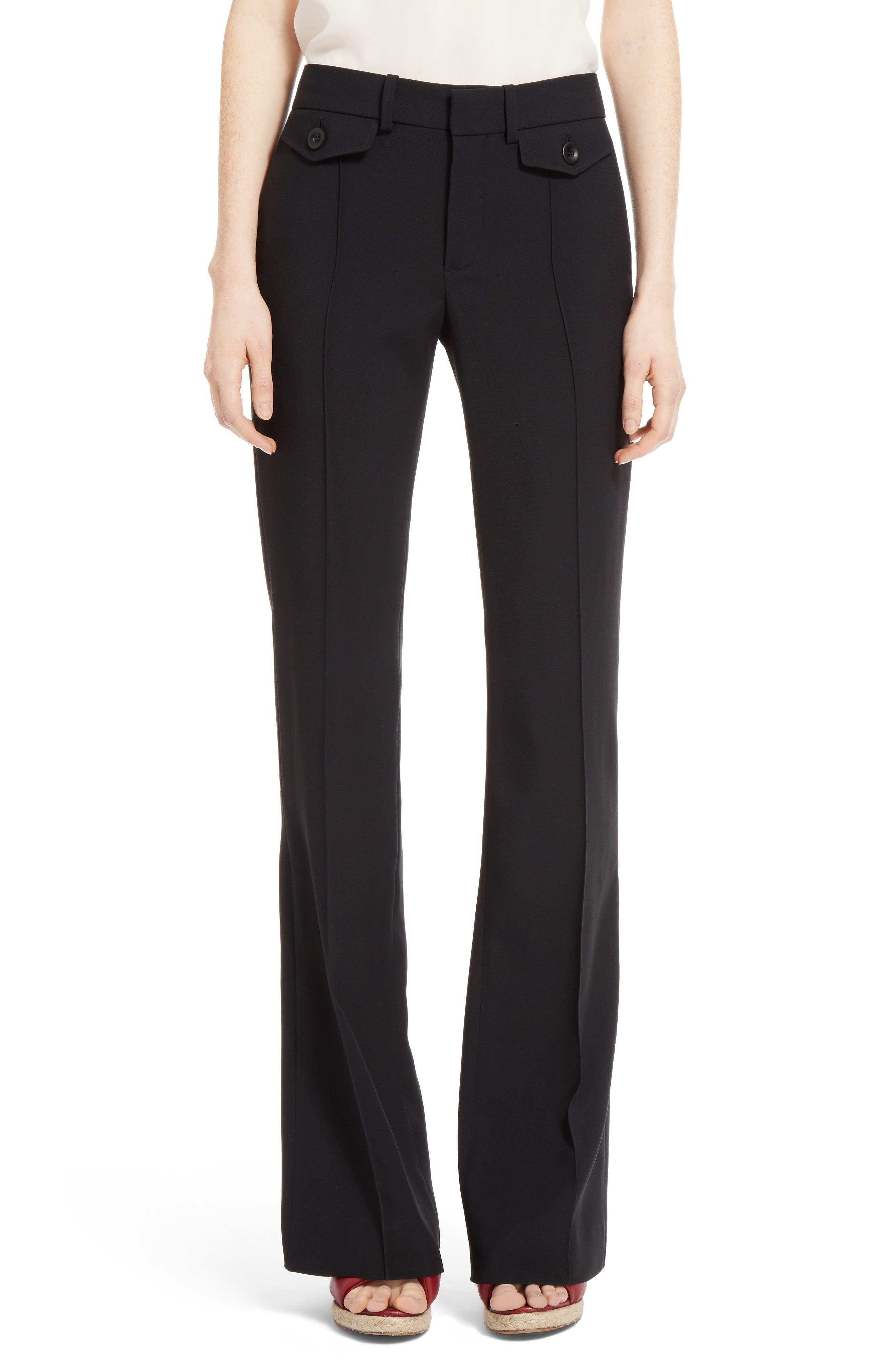 Cady Bootcut Pants,                         Main,                         color, 410