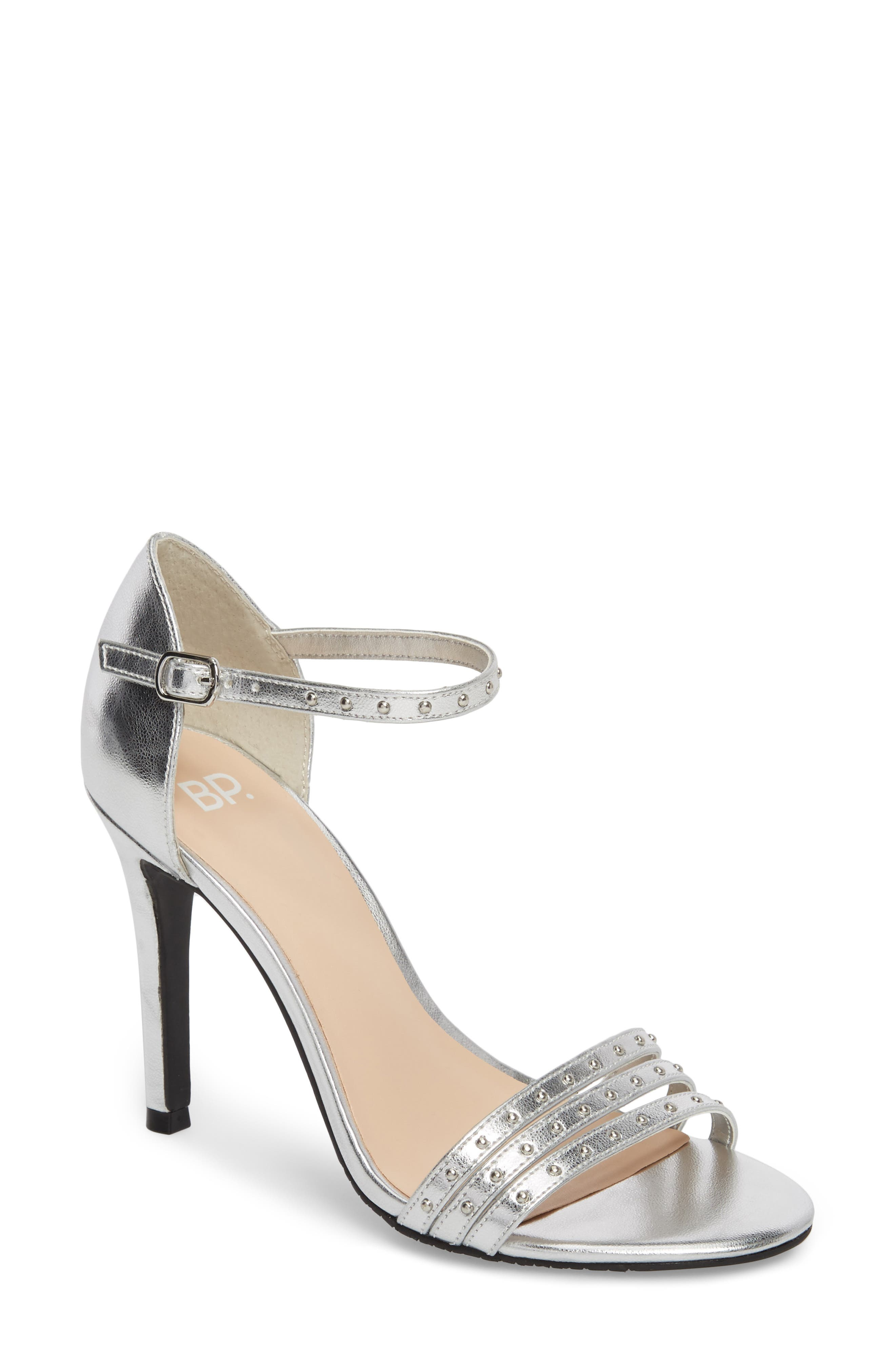 Aster Studded Strappy Sandal,                             Main thumbnail 2, color,