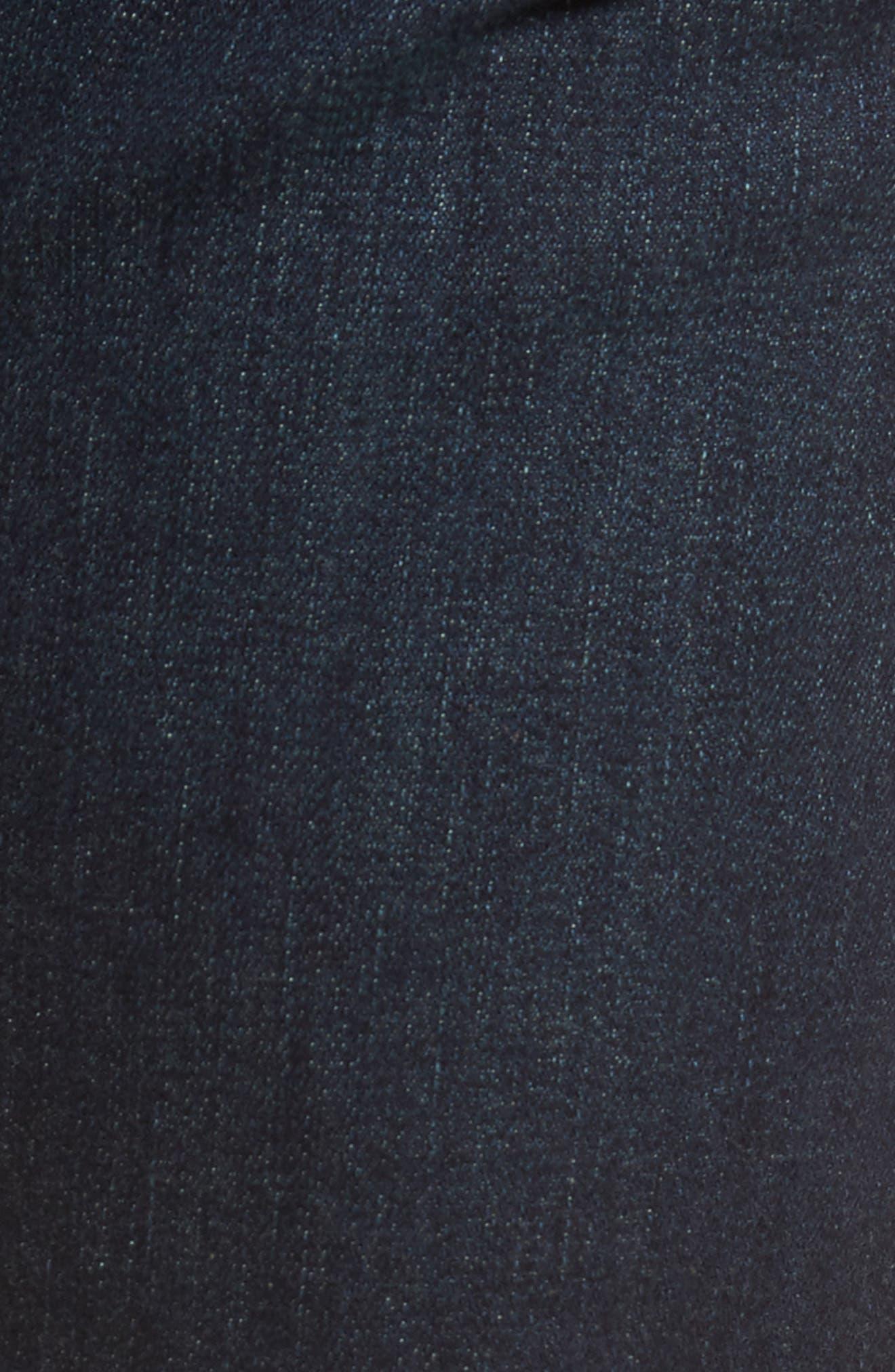 The Standard Regular Fit Straight Leg Jeans,                             Alternate thumbnail 10, color,