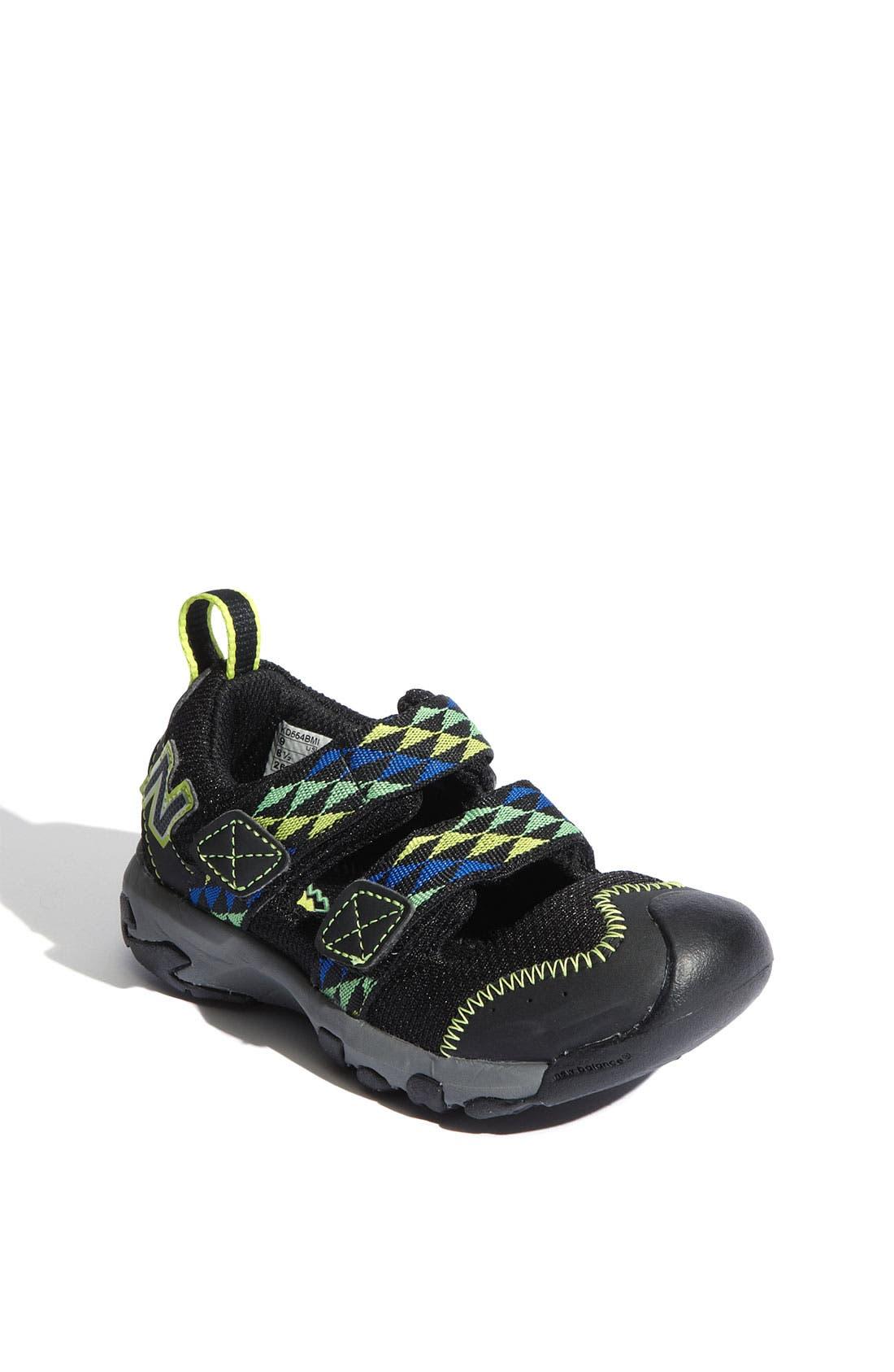 '554' Water Shoe,                             Main thumbnail 1, color,                             001