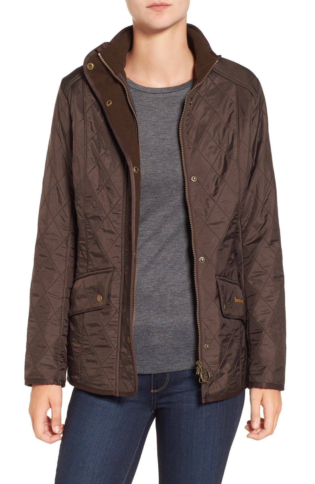 'Cavalry' Quilted Jacket,                             Main thumbnail 9, color,