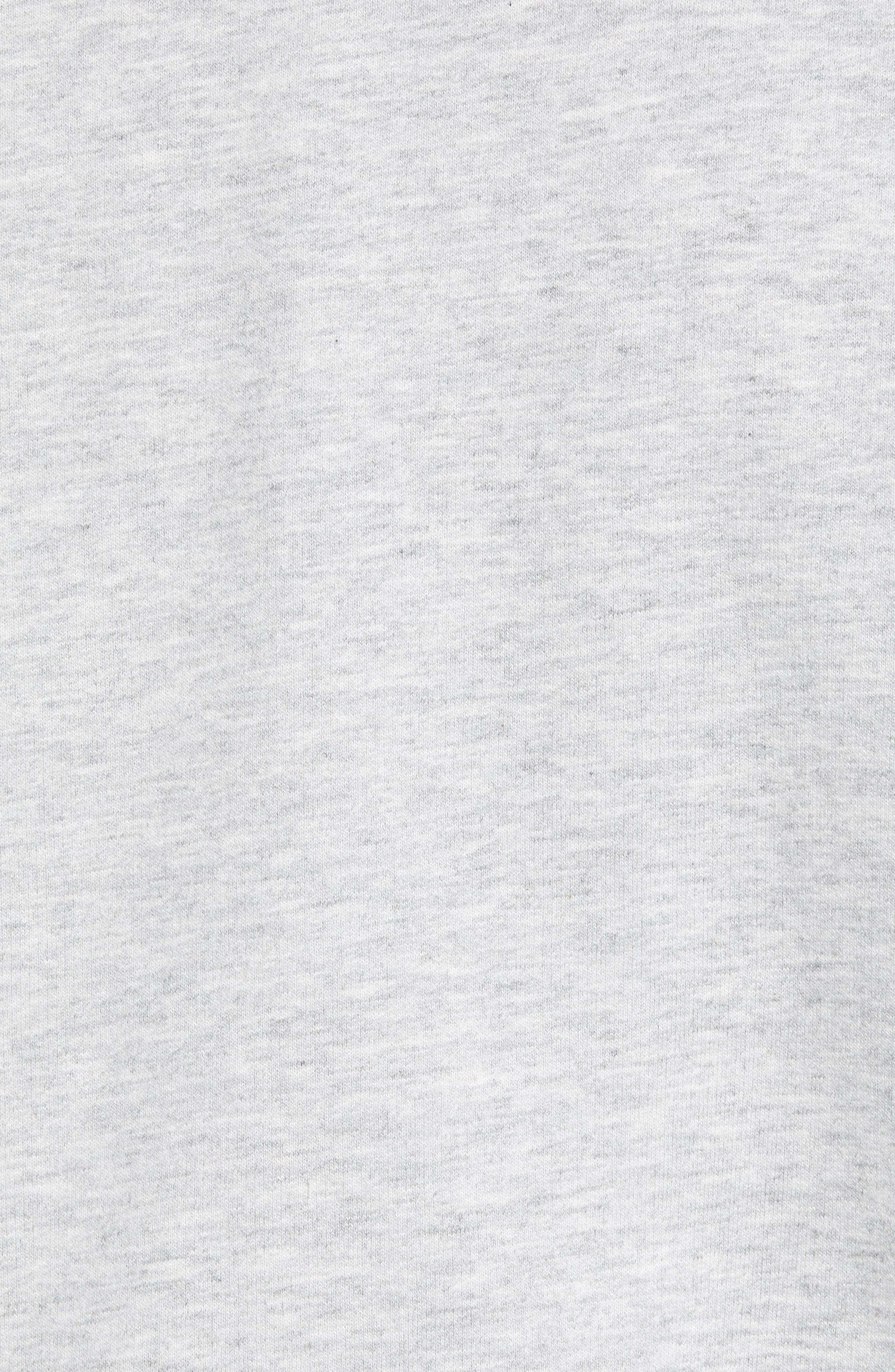 Clubhouse Pullover,                             Alternate thumbnail 5, color,                             GREY
