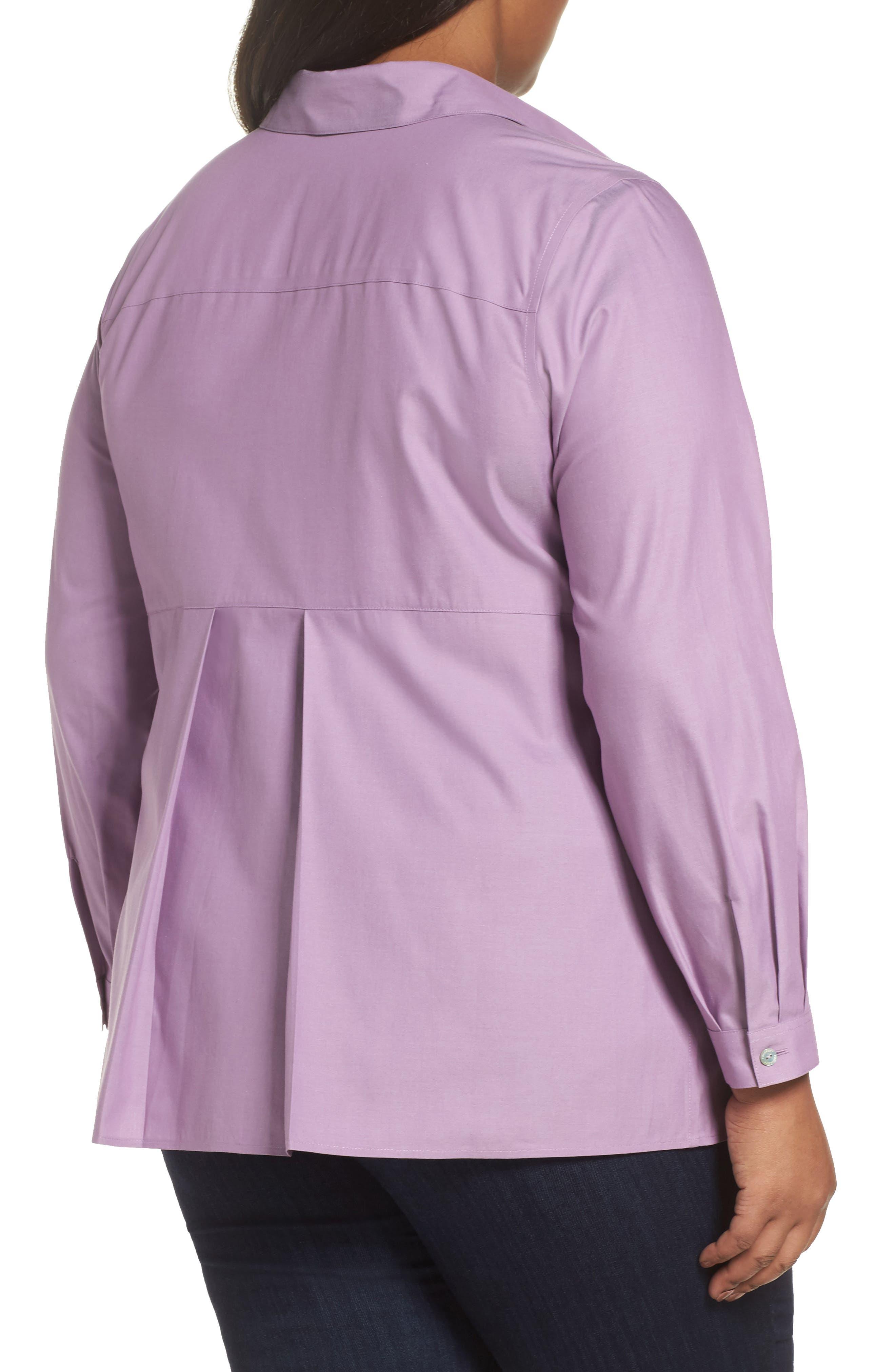 Pinpoint Oxford Cloth Shirt,                             Alternate thumbnail 5, color,