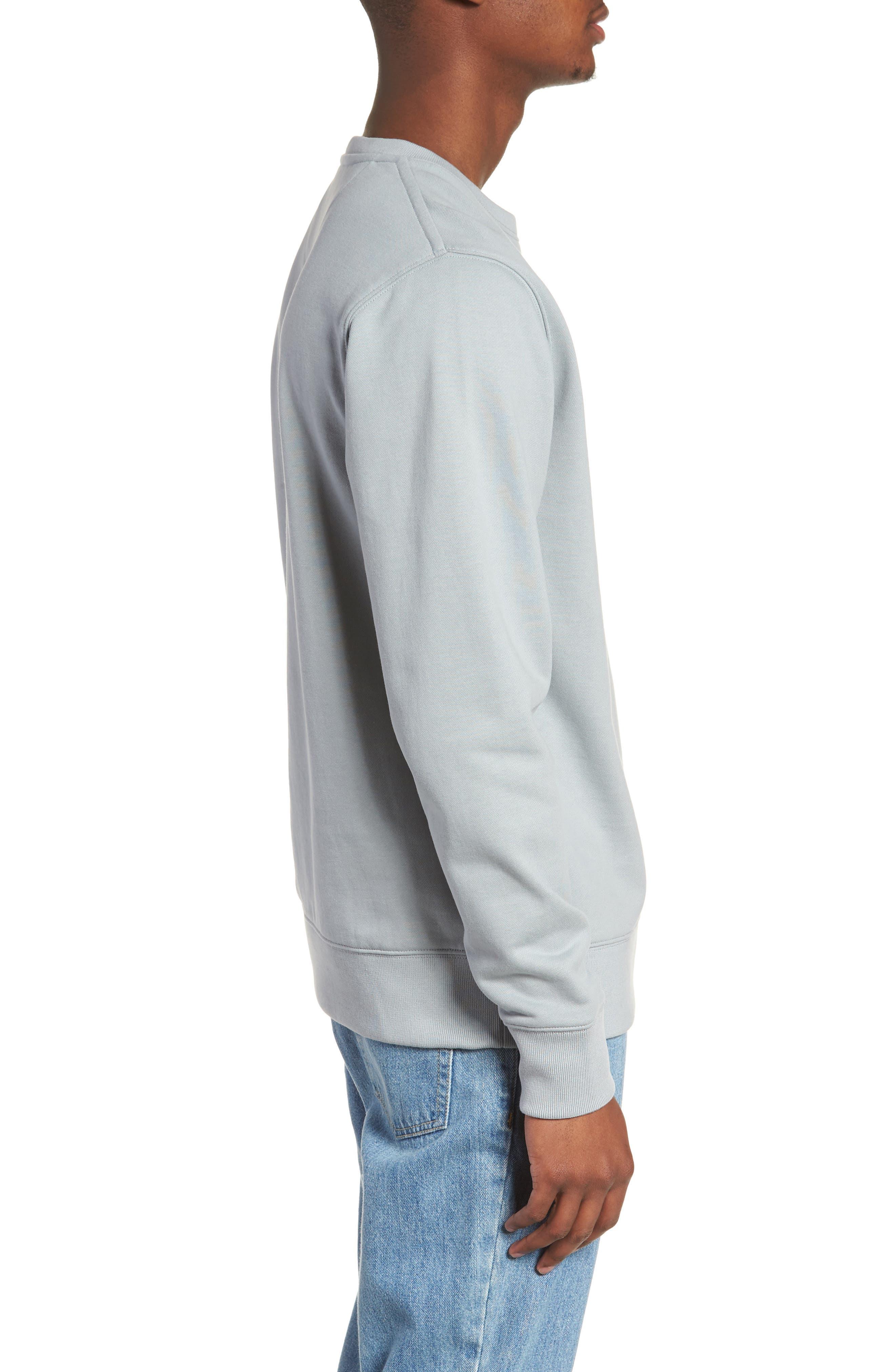 Bowery Gothic Sweatshirt,                             Alternate thumbnail 3, color,                             455