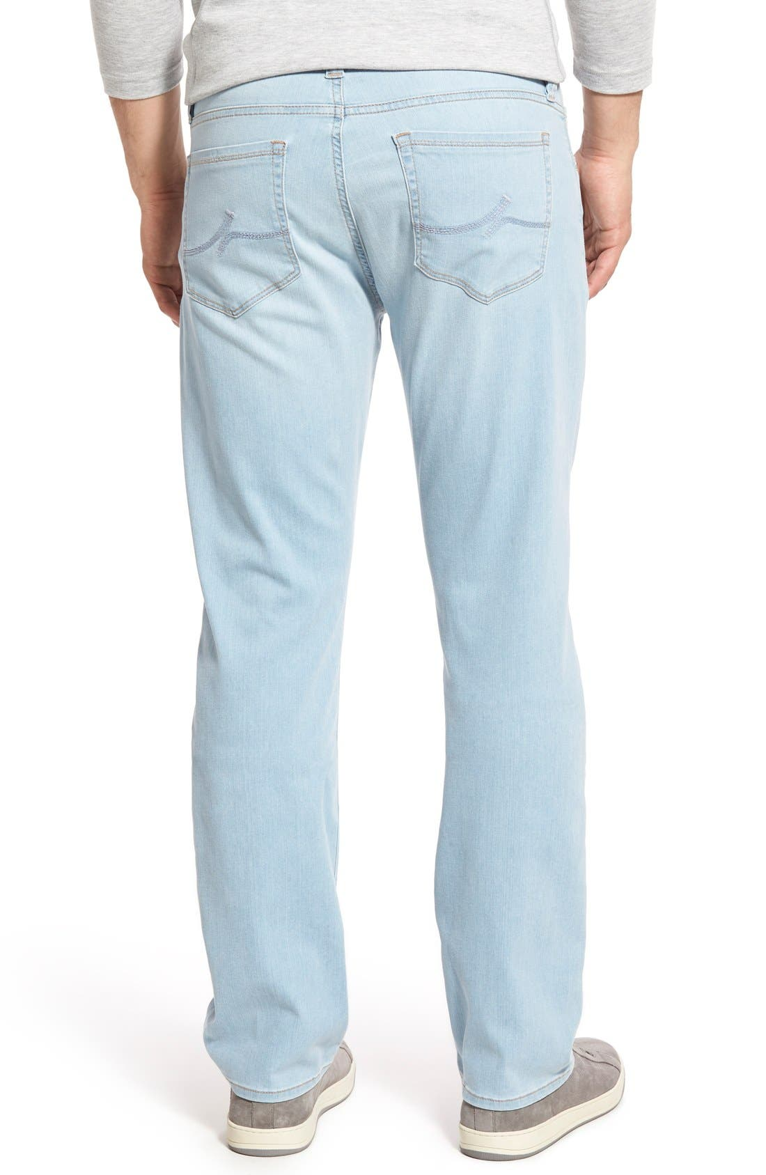 'Charisma' Relaxed Fit Jeans,                             Alternate thumbnail 2, color,