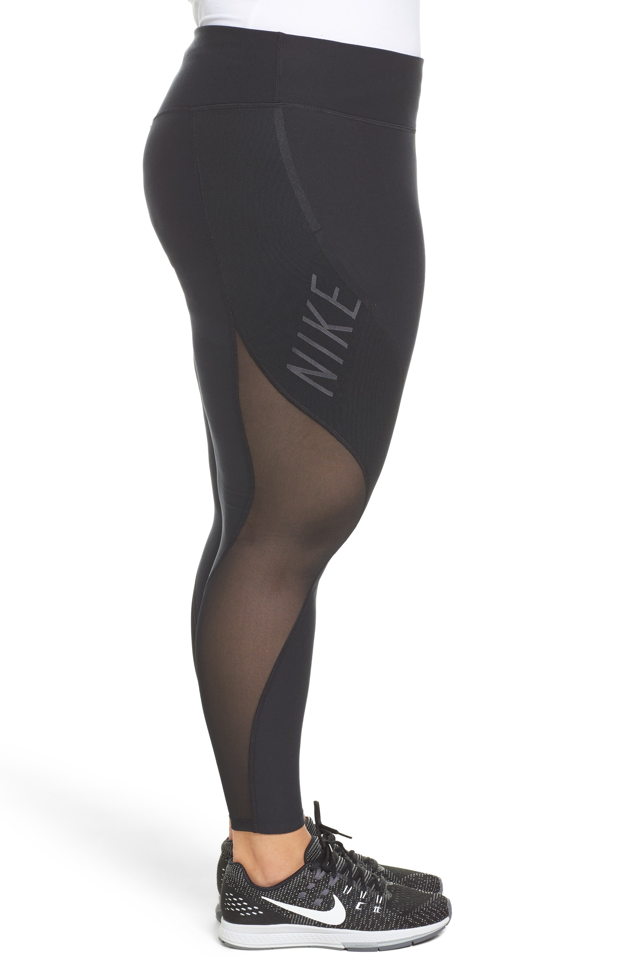 Power Legendary Training Tights,                             Alternate thumbnail 3, color,