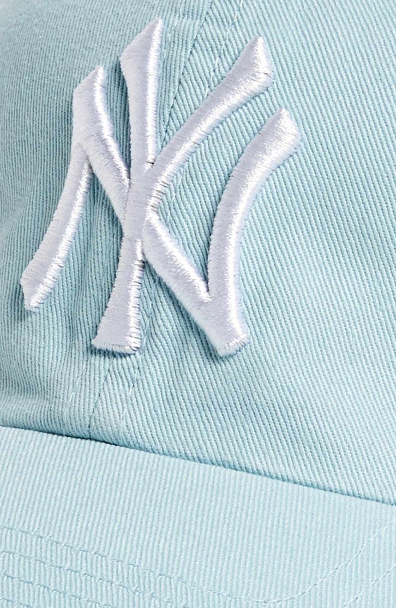 NY Yankees Baseball Cap,                             Alternate thumbnail 3, color,                             451