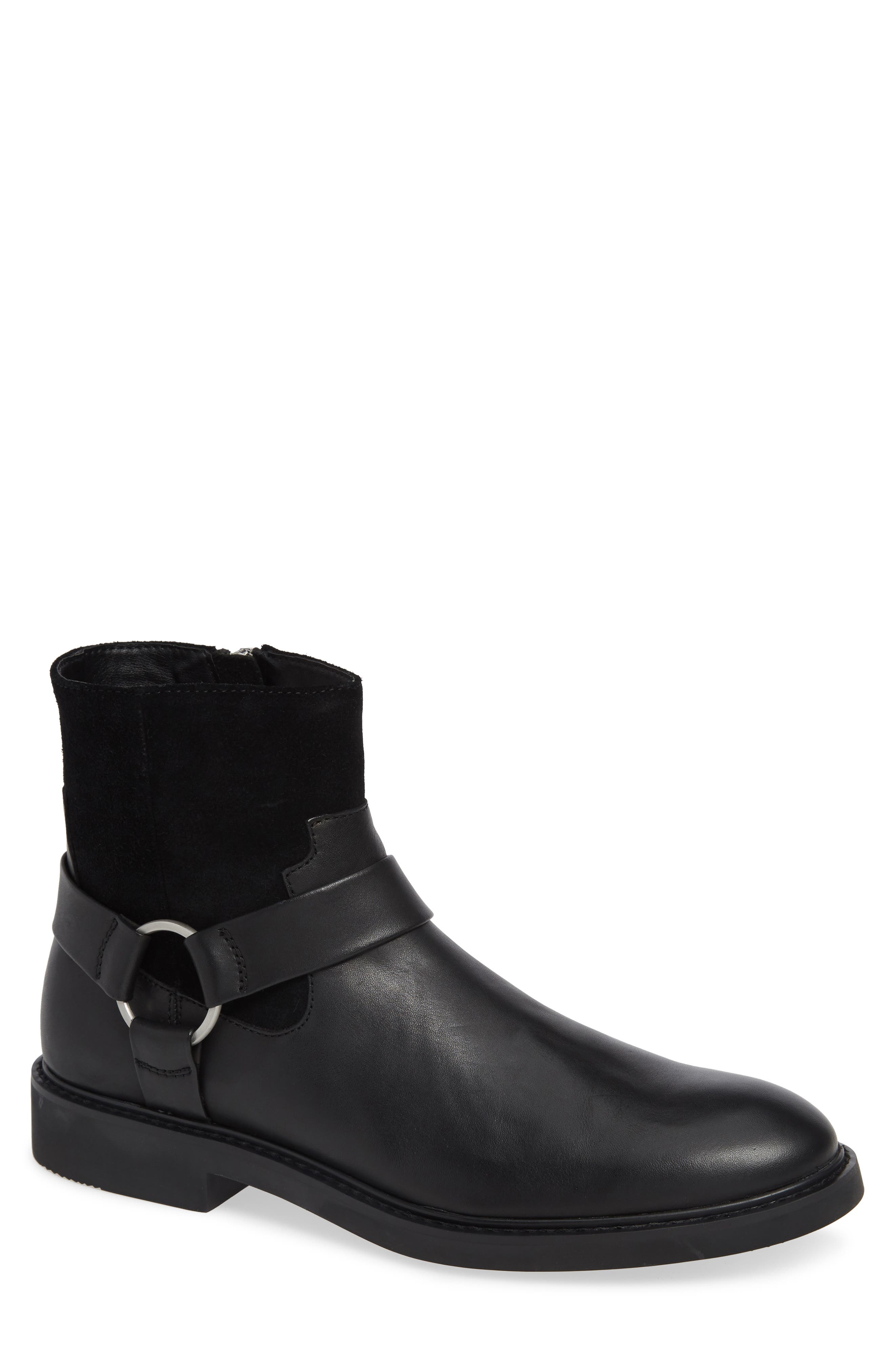 Vergil Zip Boot,                             Main thumbnail 1, color,                             001