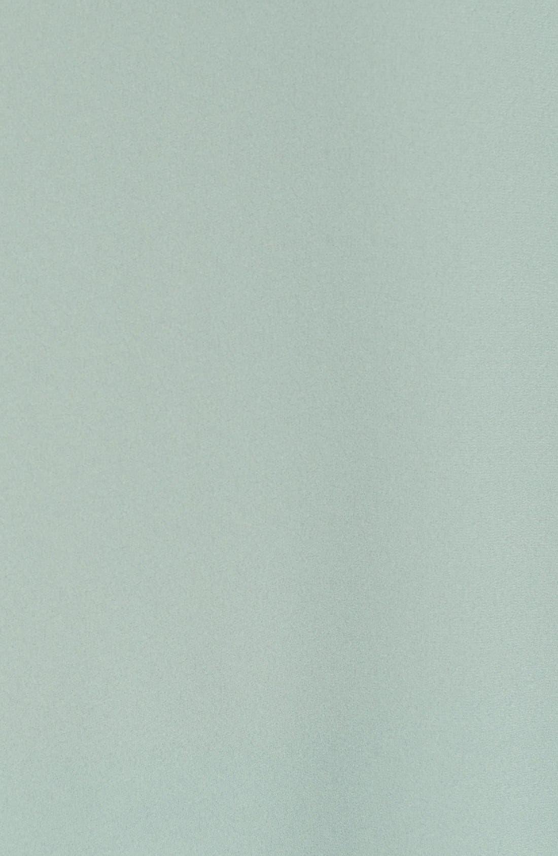 Cuff Sleeve Woven Tee,                             Alternate thumbnail 84, color,