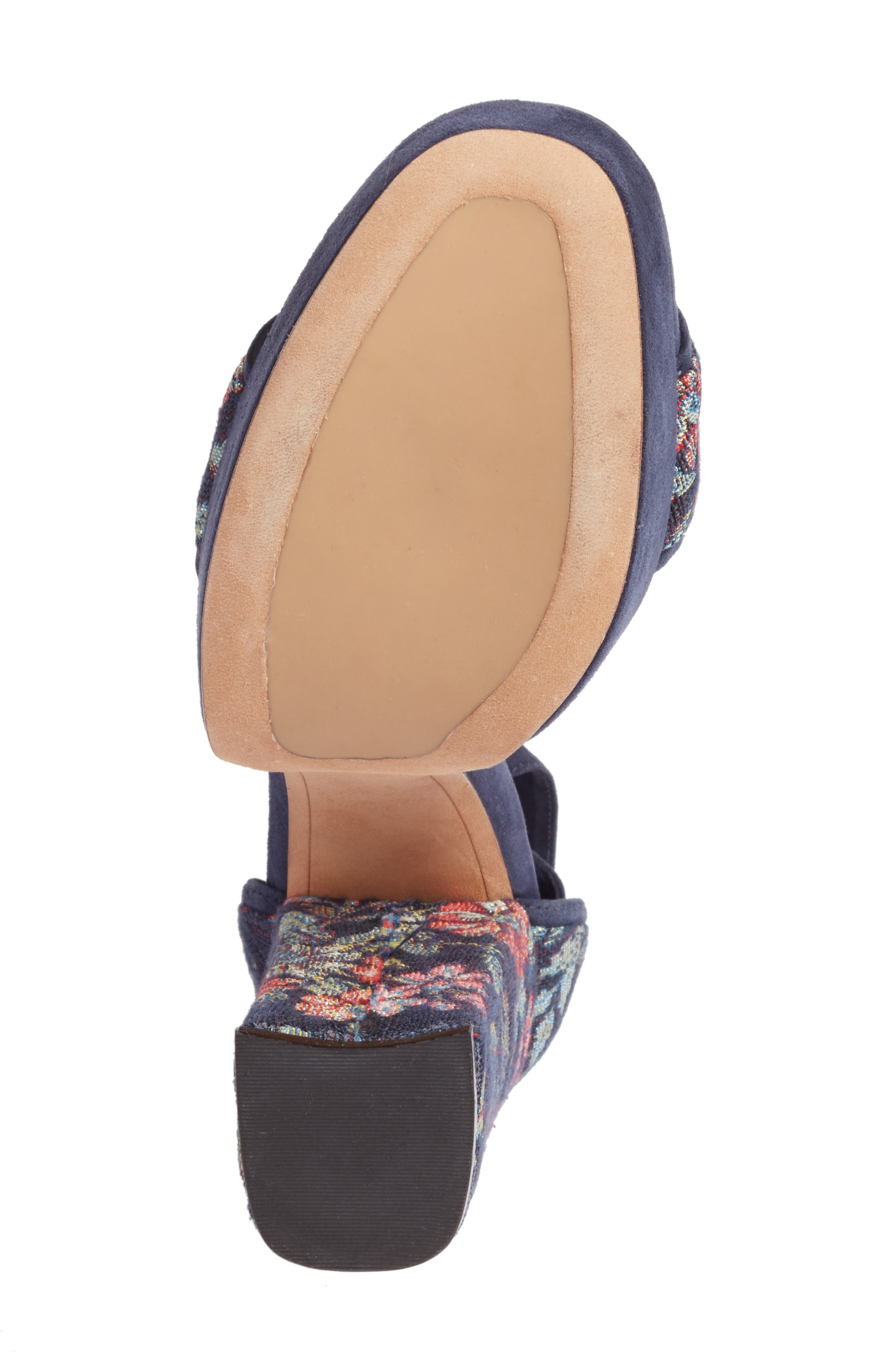 Celine Platform Sandal,                             Alternate thumbnail 11, color,