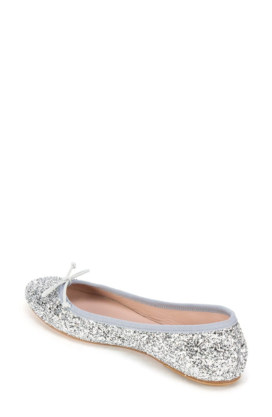 Summit 'Kendall' Ballet Flat,                             Alternate thumbnail 21, color,