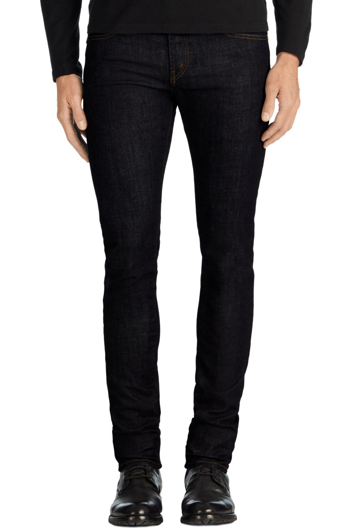 Skinny Jeans,                             Main thumbnail 1, color,                             410