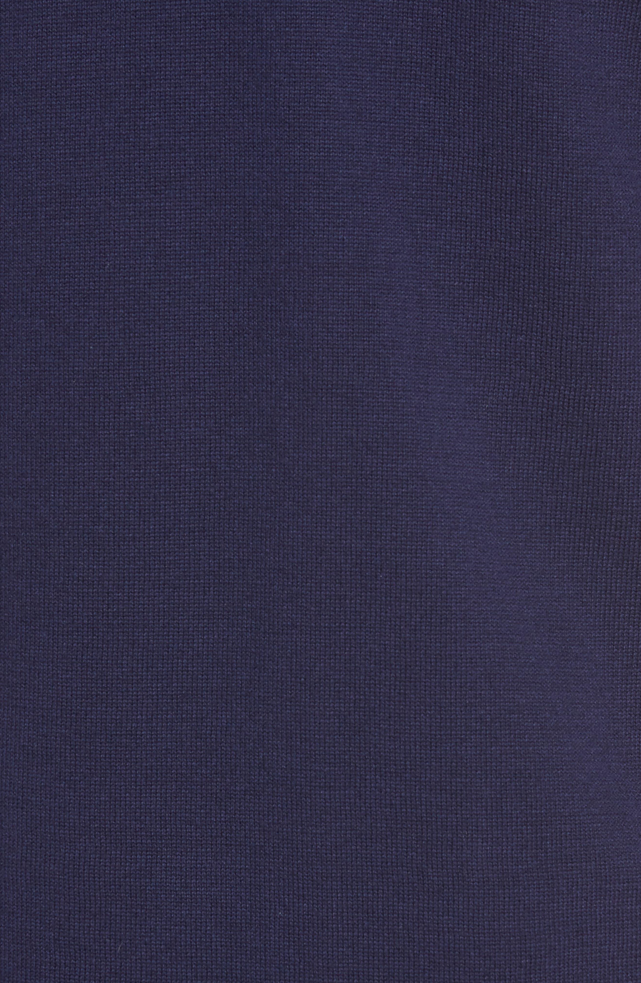 Novelty Stitch Drape Front Cardigan,                             Alternate thumbnail 5, color,                             429