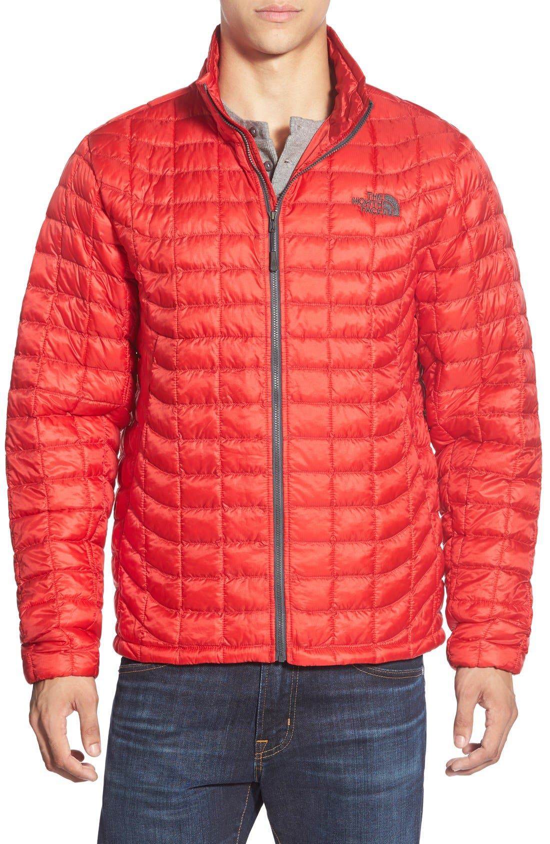 PrimaLoft<sup>®</sup> ThermoBall<sup>™</sup> Full Zip Jacket,                             Main thumbnail 26, color,