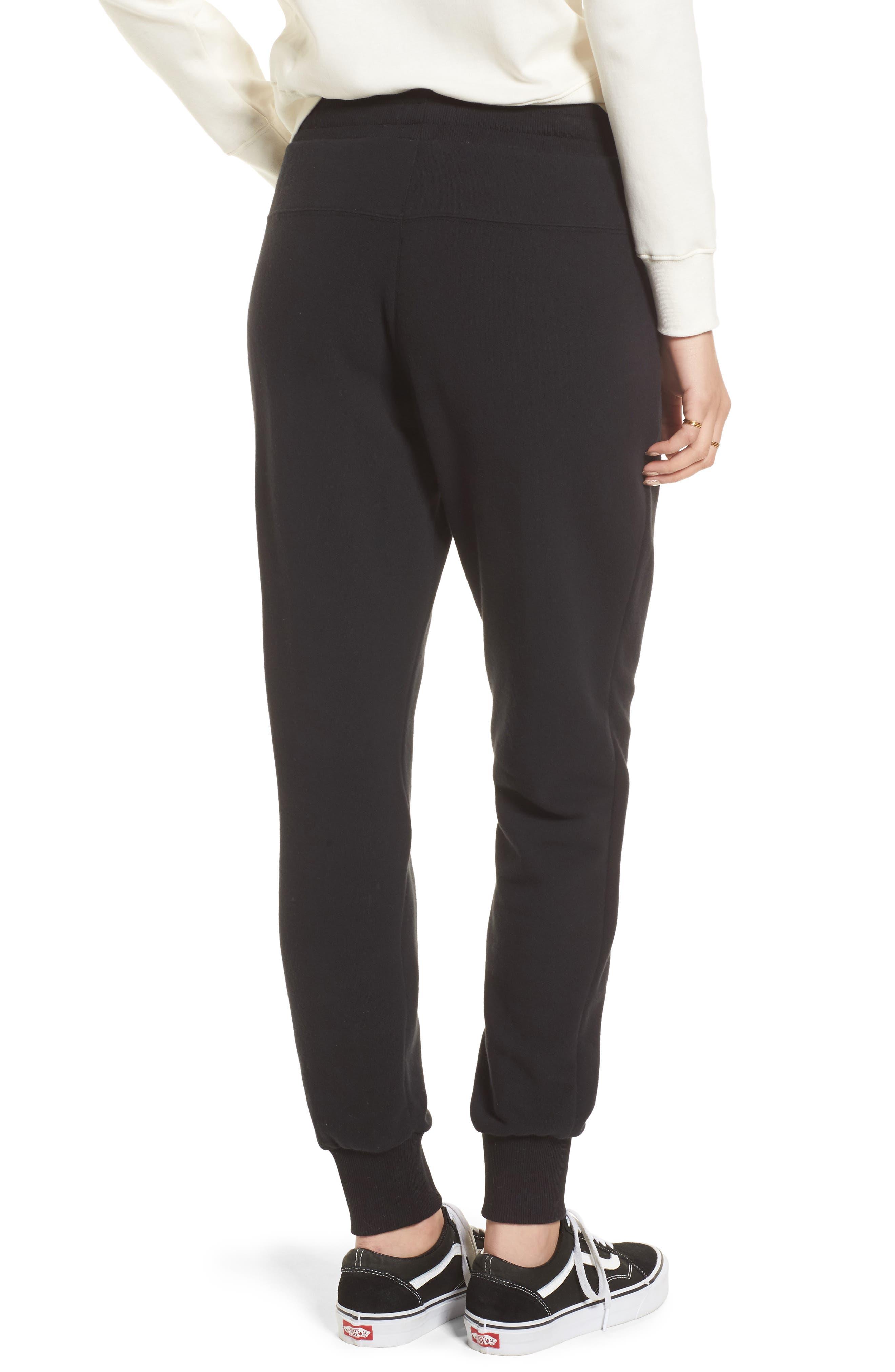 Terry Trouser Sweatpants,                             Alternate thumbnail 2, color,                             001