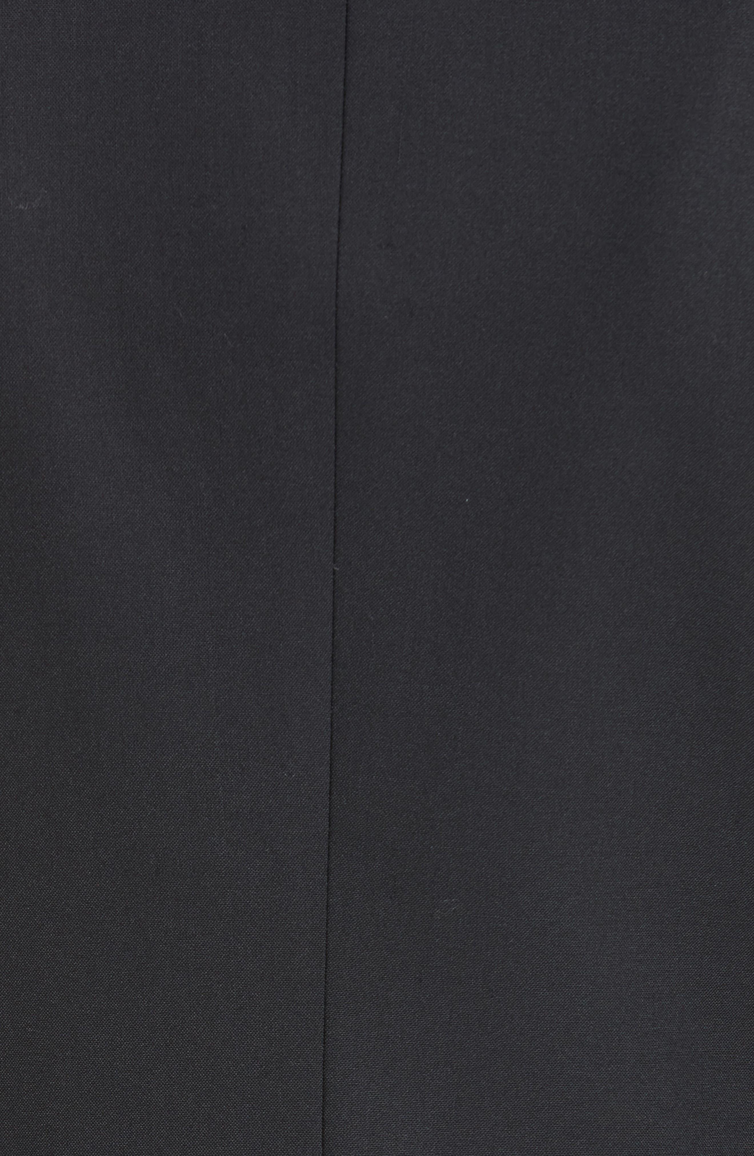 Brince B Good Wool Suit Jacket,                             Alternate thumbnail 6, color,                             BLACK
